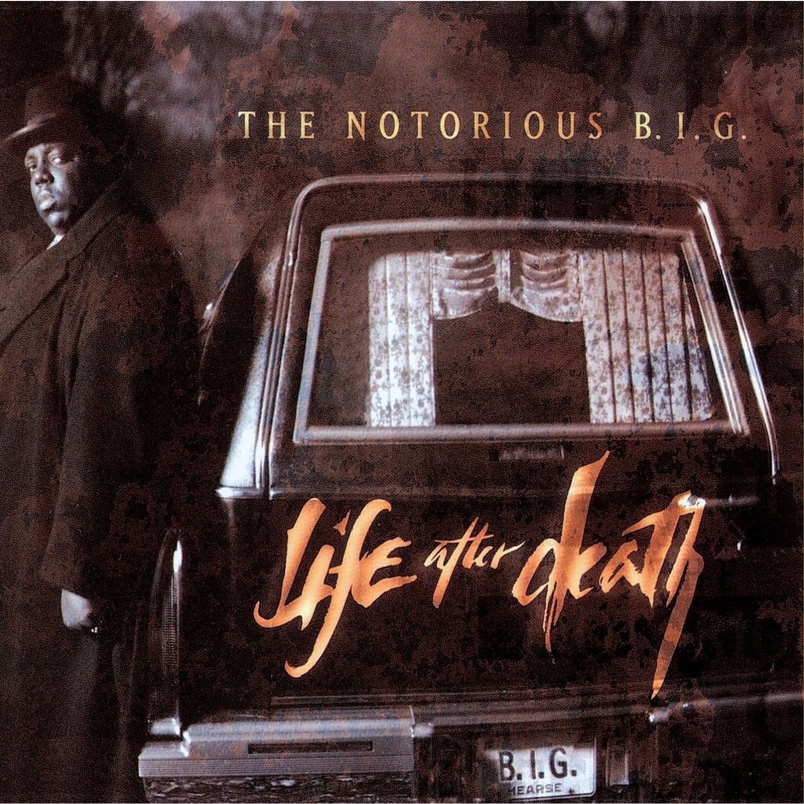 [New] Notorious B.I.G.: Life After Death (3LP)