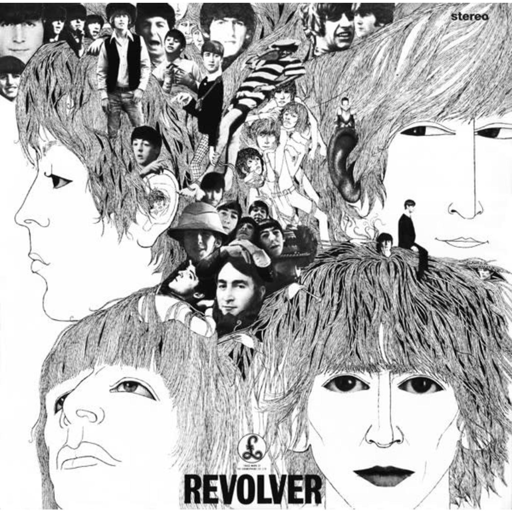 [New] Beatles: Revolver (stereo mix)