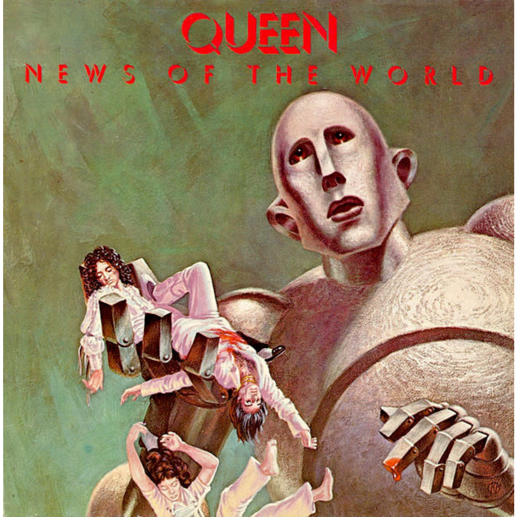 [New] Queen: News Of The World