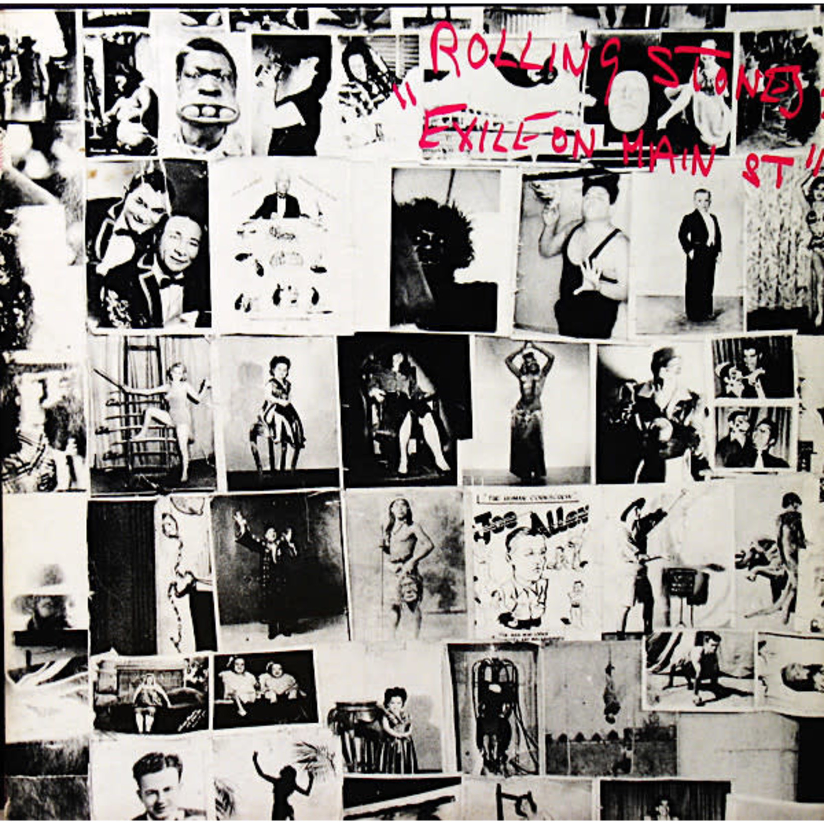 [New] Rolling Stones: Exile On Main Street (2LP)