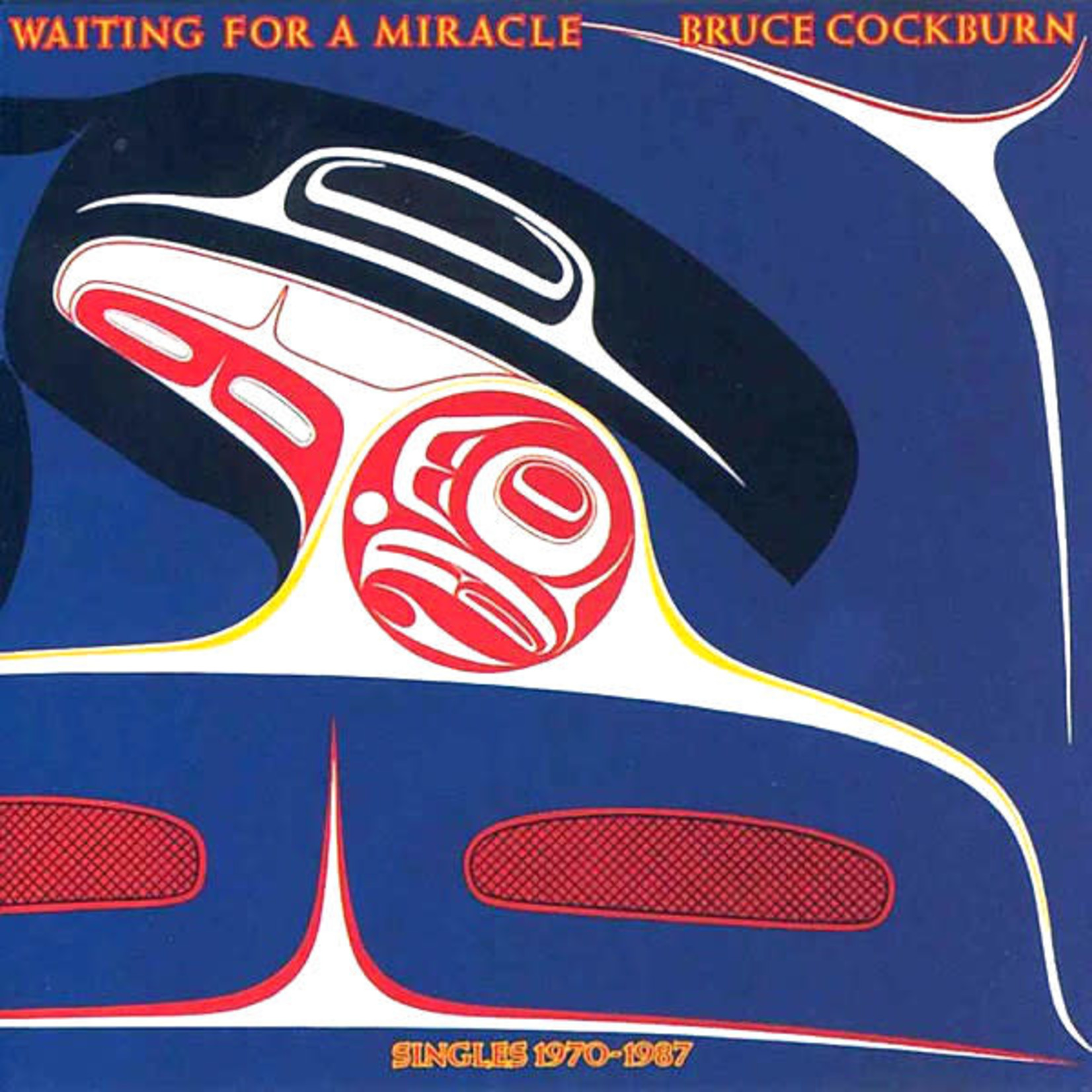 [Vintage] Cockburn, Bruce: Waiting for a Miracle