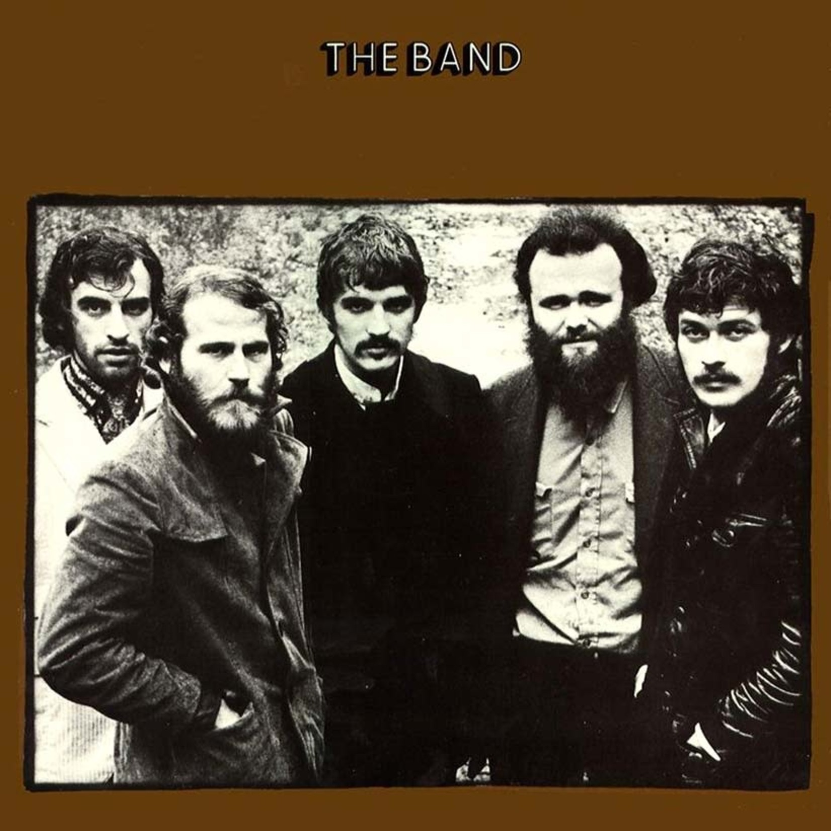 [New] Band: self-titled (2LP, 50th Anniversary Ed.)