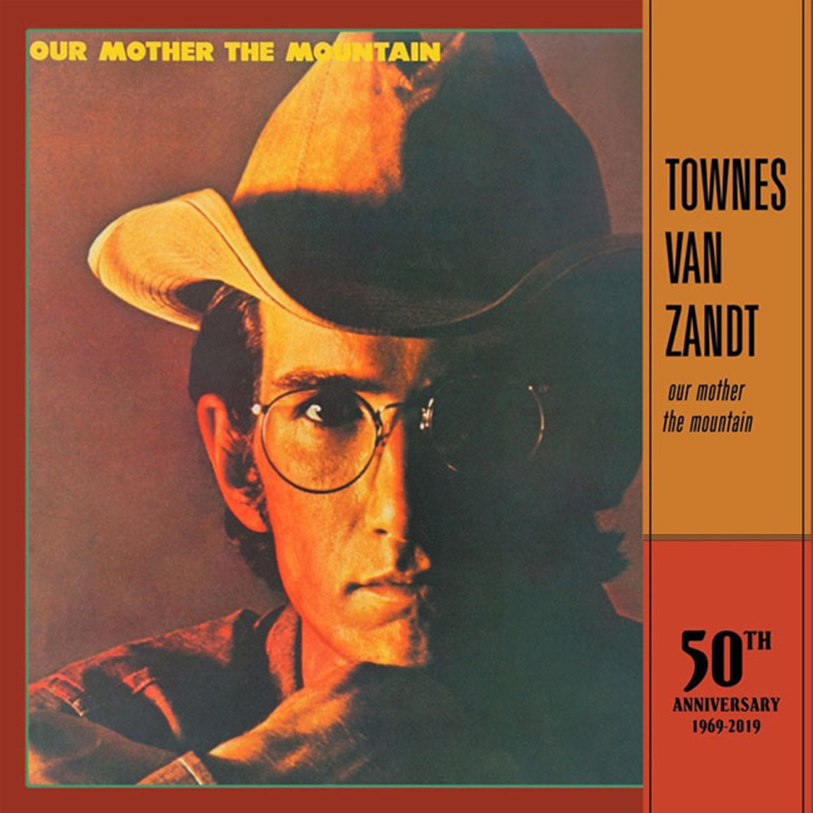 [New] Van Zandt, Townes: Our Mother The Mountain (50th Anniversary Ed.)