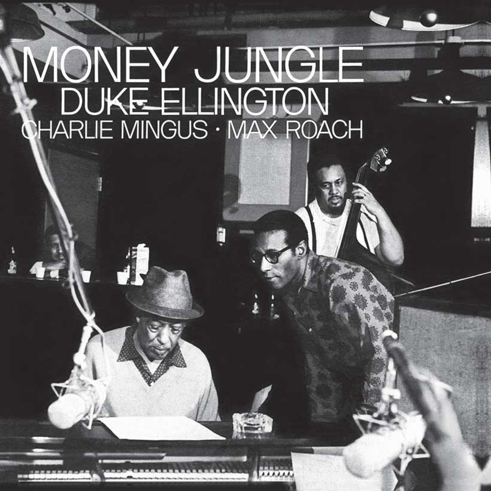[New] Ellington, Duke: Money Jungle (Tone Poet Series)