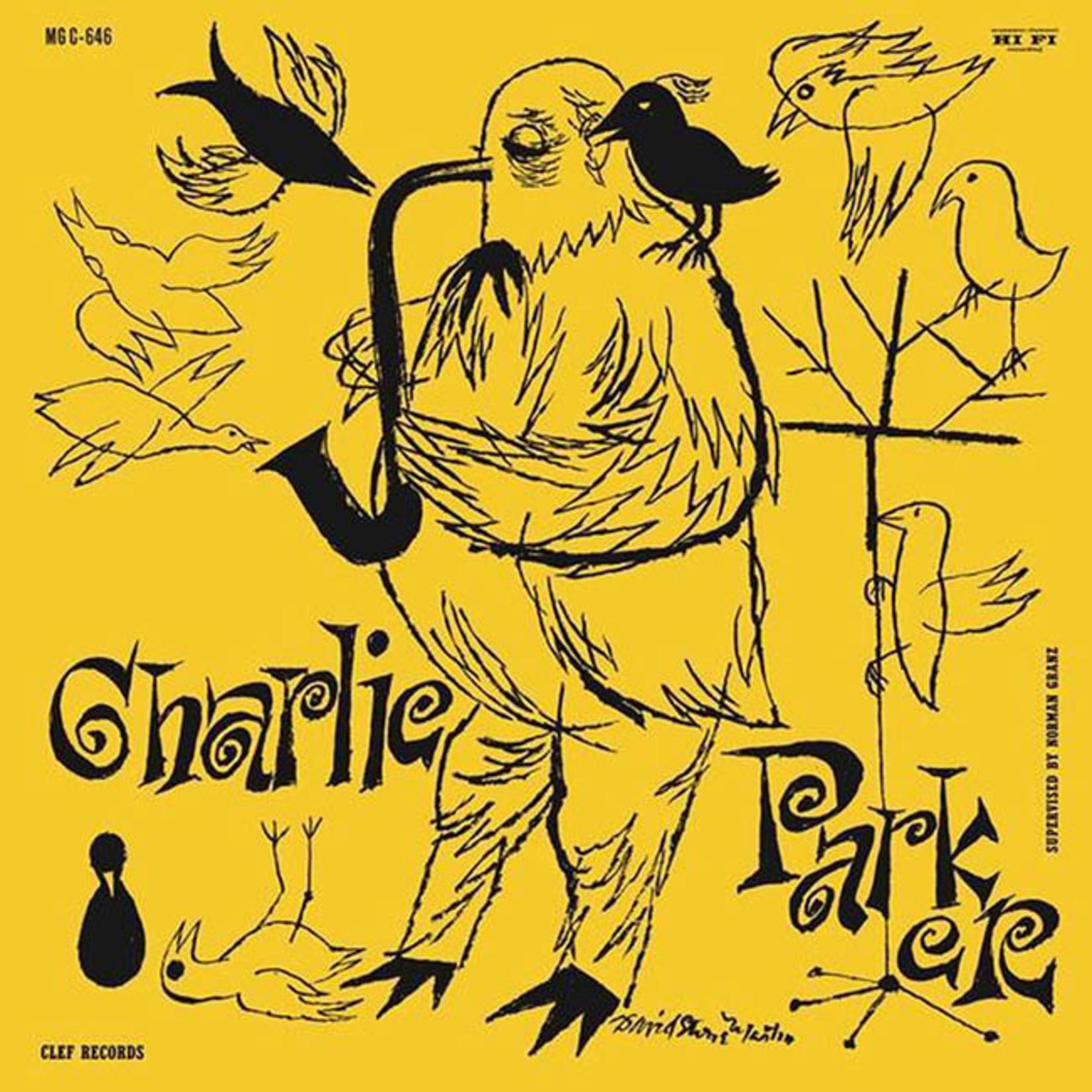 [New] Parker, Charlie: The Magnificent Charlie Parker (mono mix)
