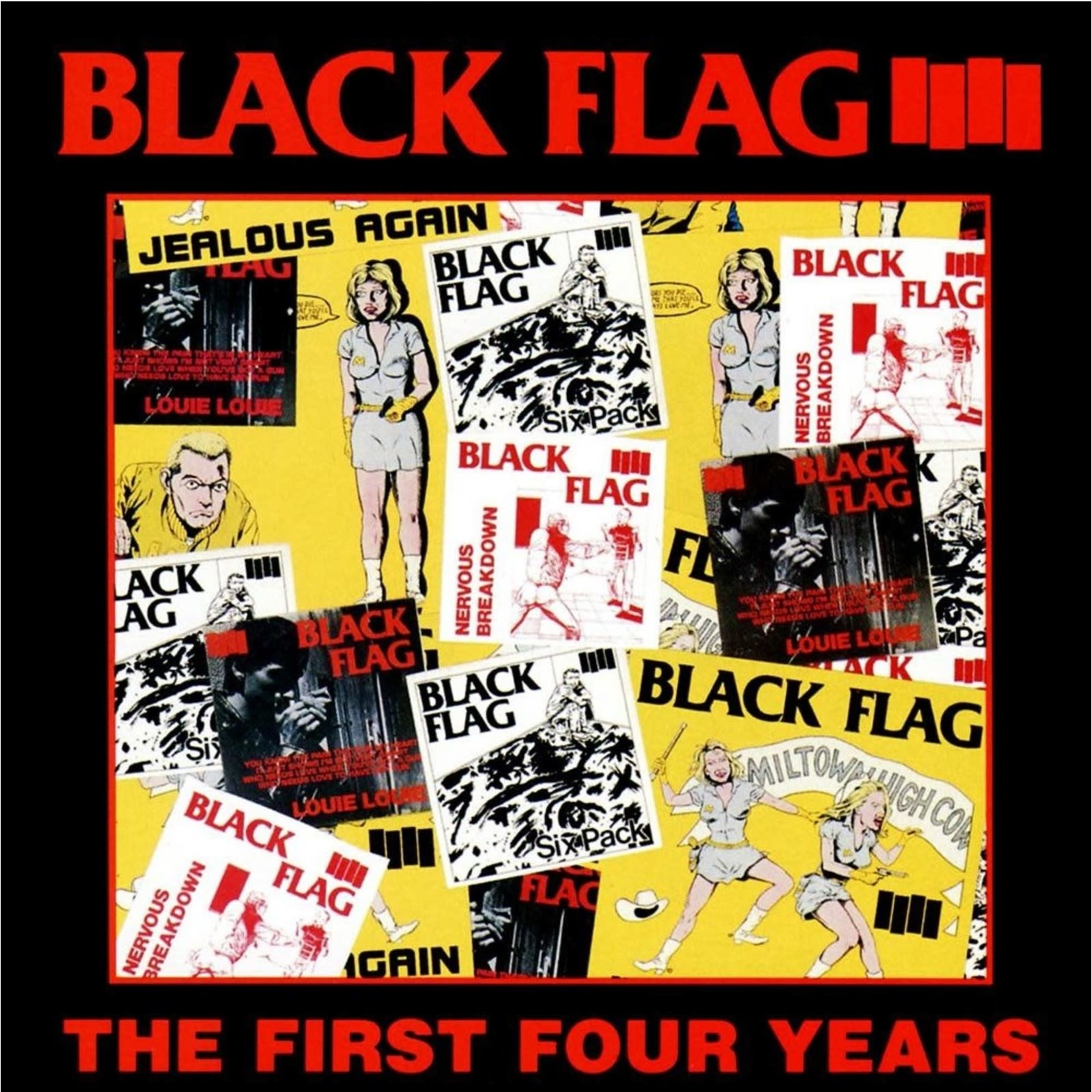 [New] Black Flag: The First Four Years