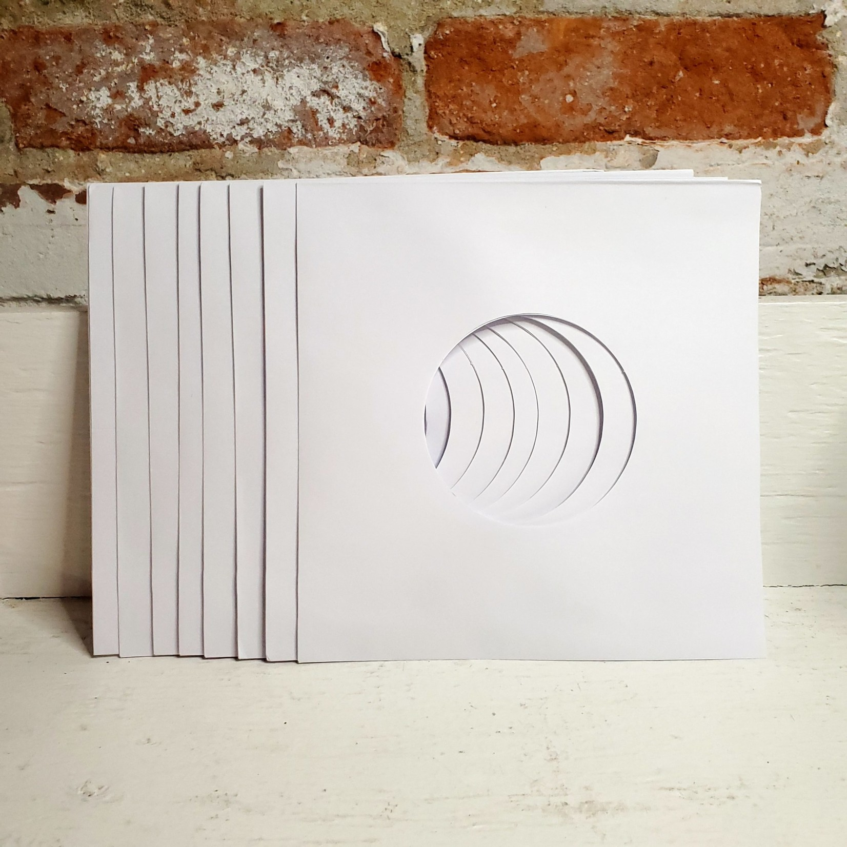 [Accessories] 7'' 45: Paper Sleeves (25pk)