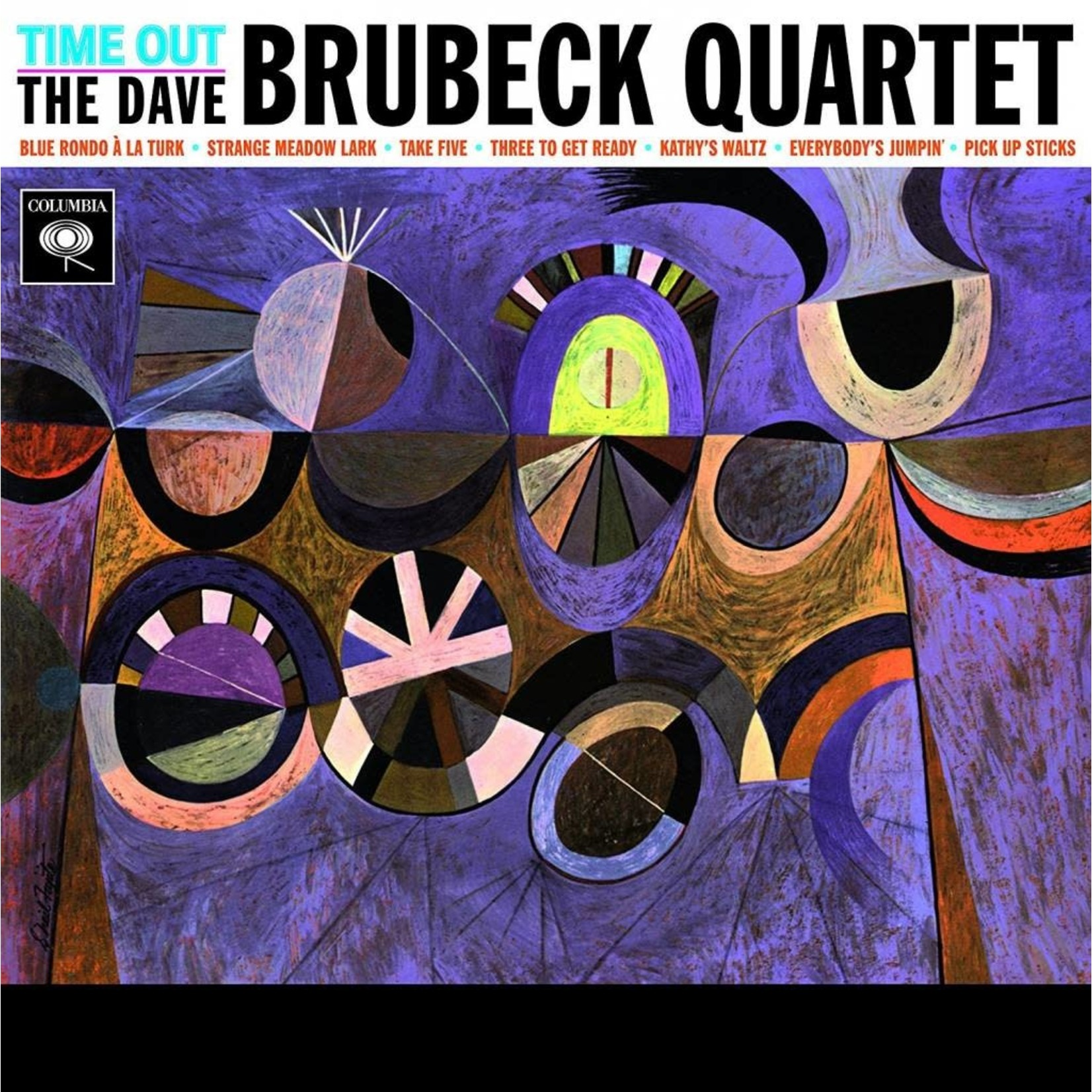 [New] Brubeck, Dave: Time Out