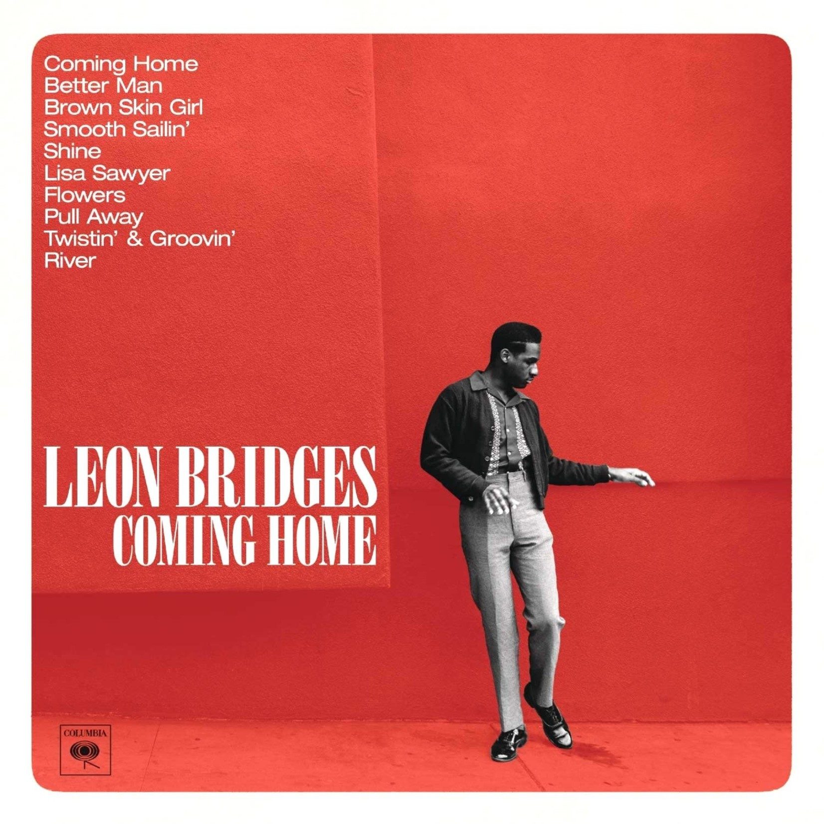 [New] Bridges, Leon: Coming Home