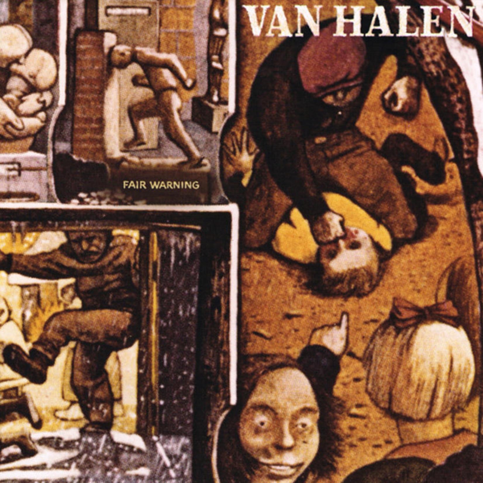 [New] Van Halen: Fair Warning