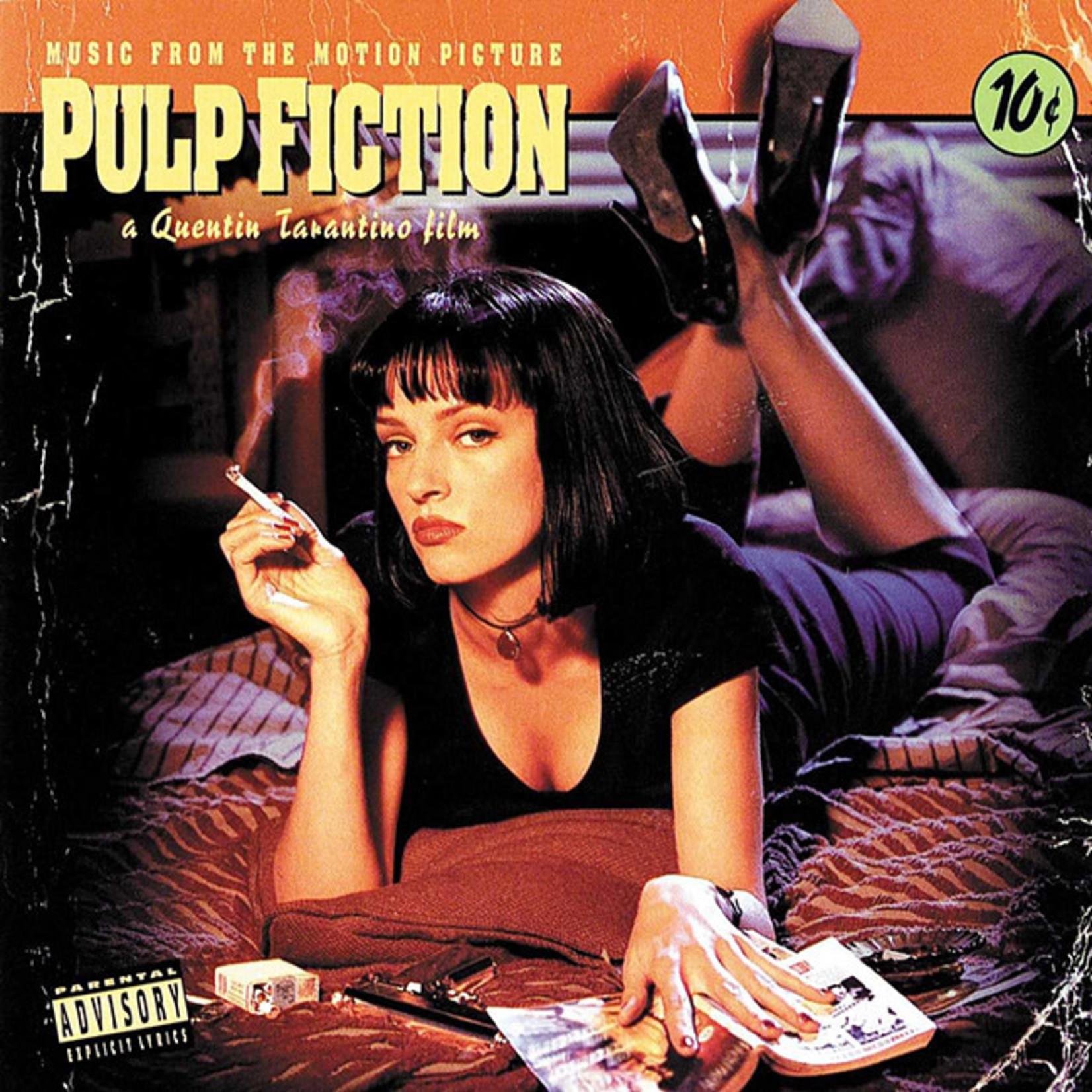 [New] Various: Pulp Fiction (soundtrack)
