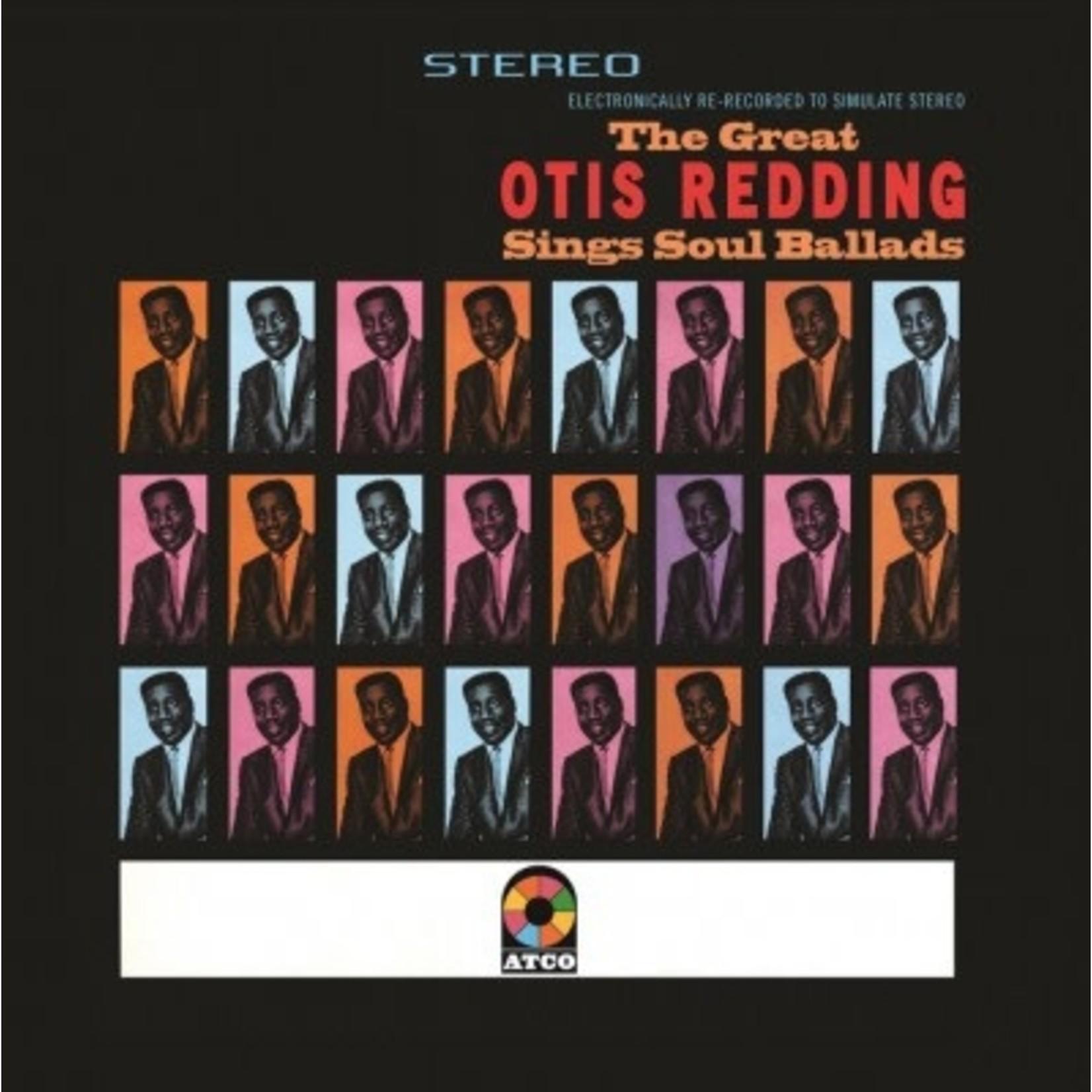 [New] Redding, Otis: Sings Soul Ballads