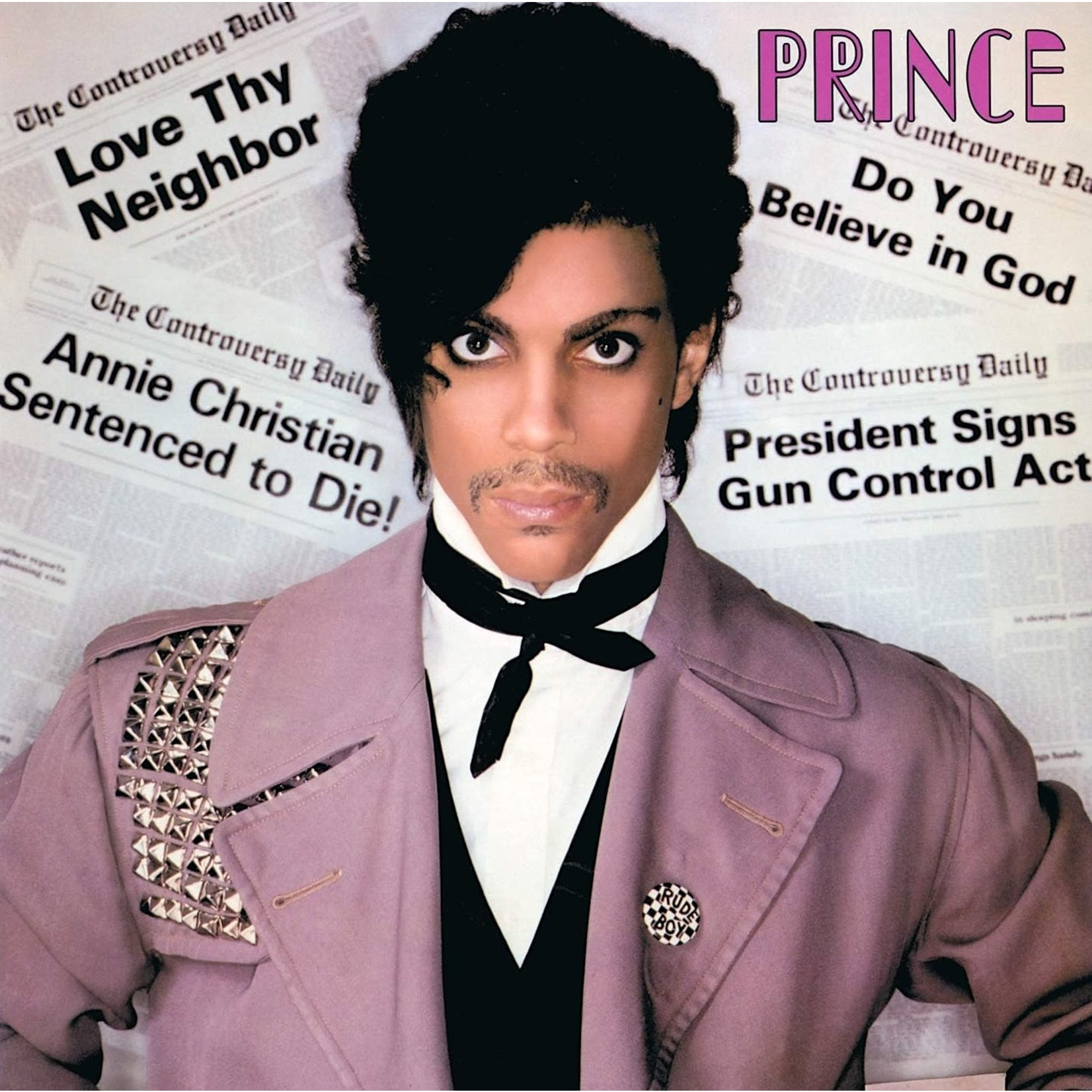 [New] Prince: Controversy
