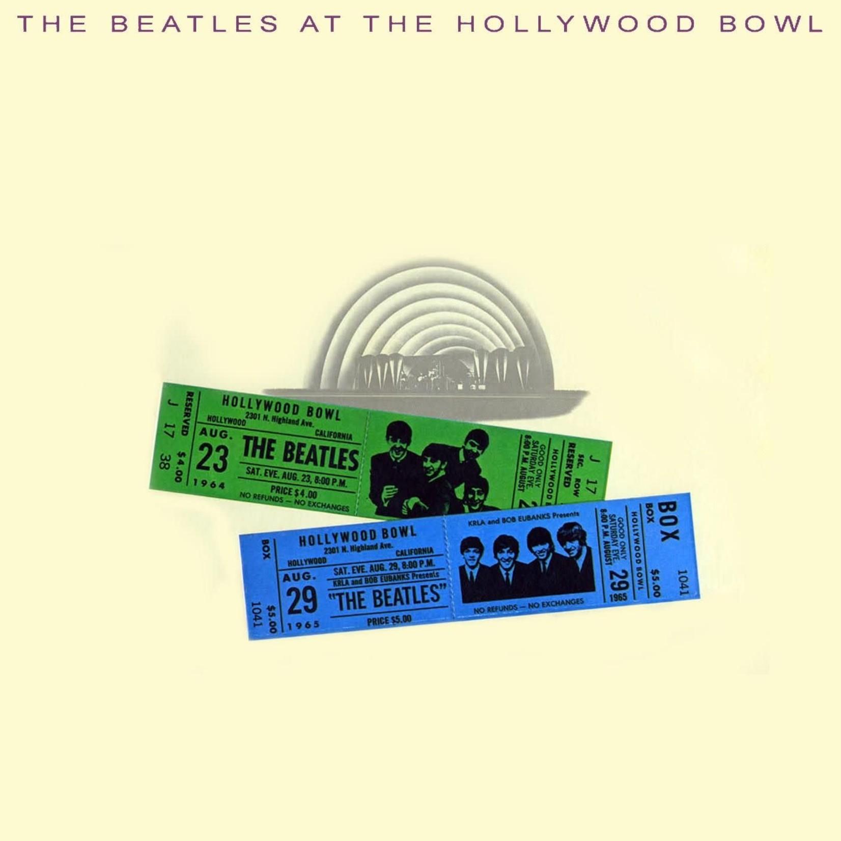 [Vintage] Beatles: At the Hollywood Bowl