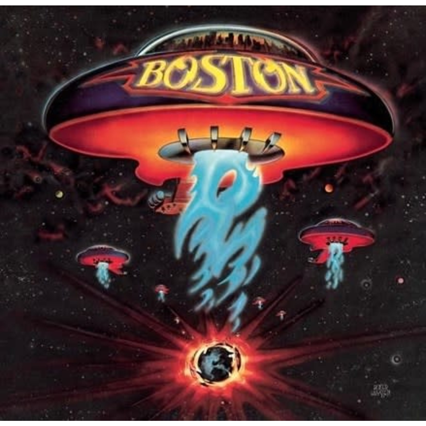 [Vintage] Boston: self-titled