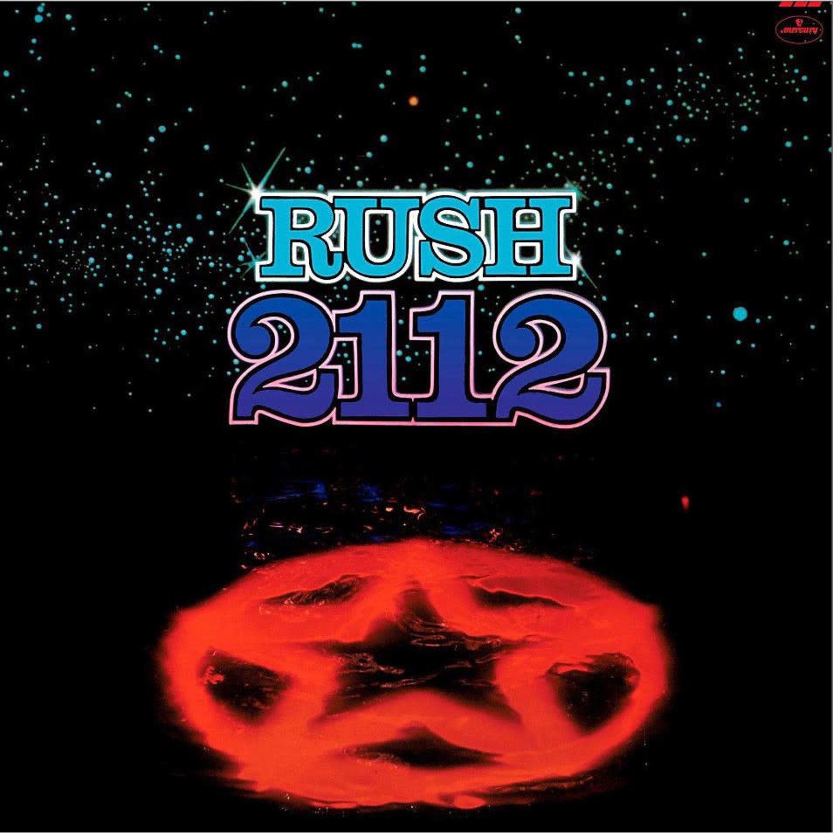 [Vintage] Rush: 2112 (Anthem Reissue)