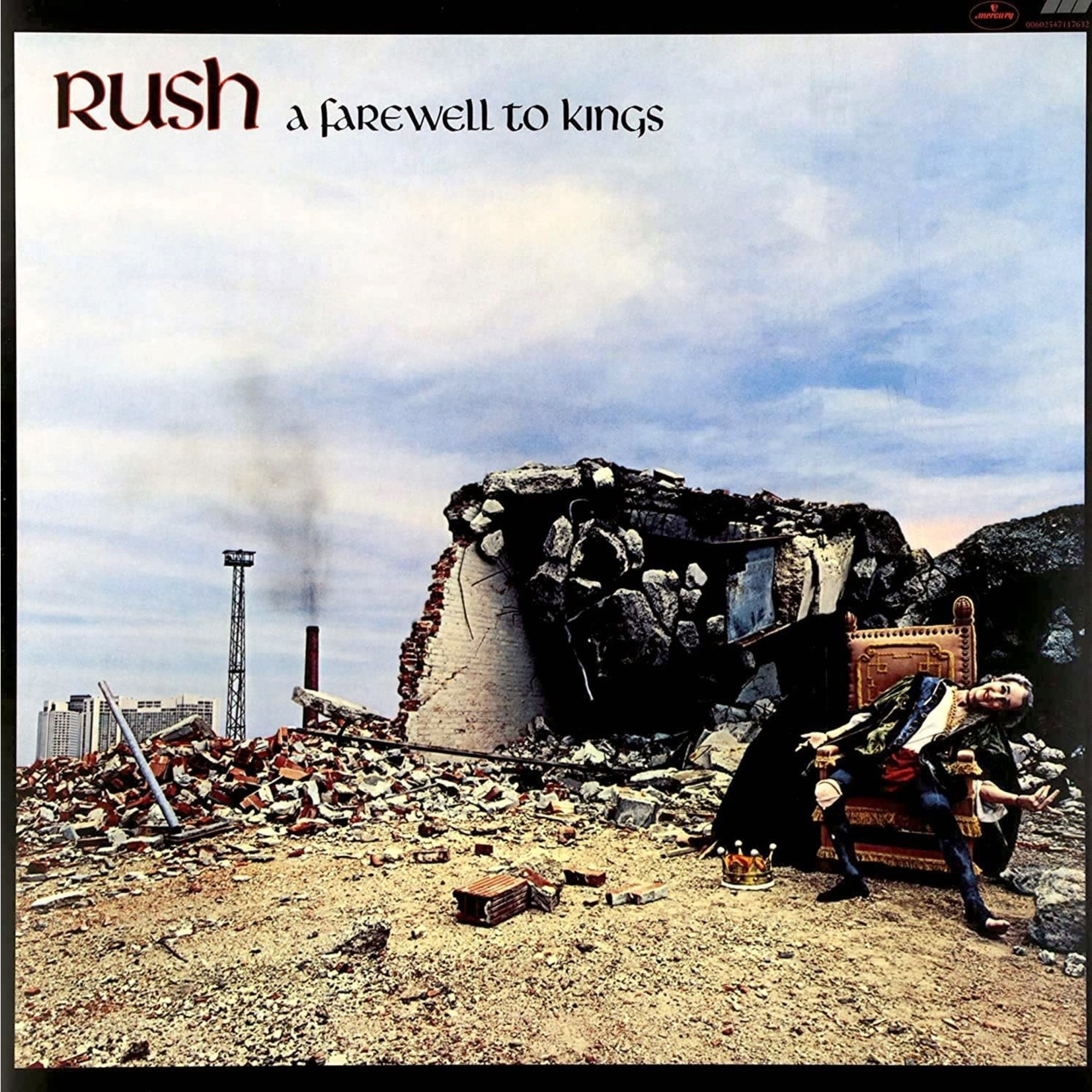 [Vintage] Rush: Farewell to Kings