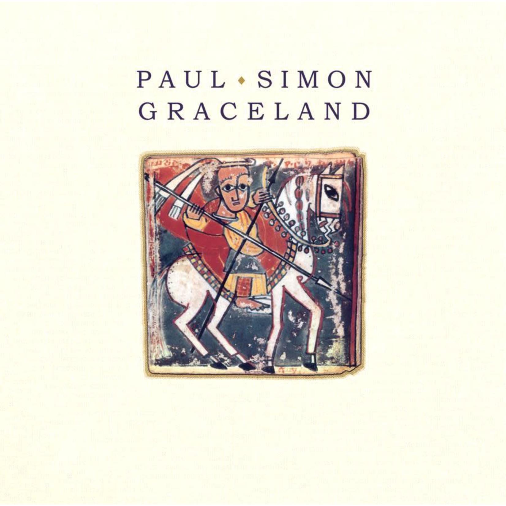 [Vintage] Simon, Paul: Graceland