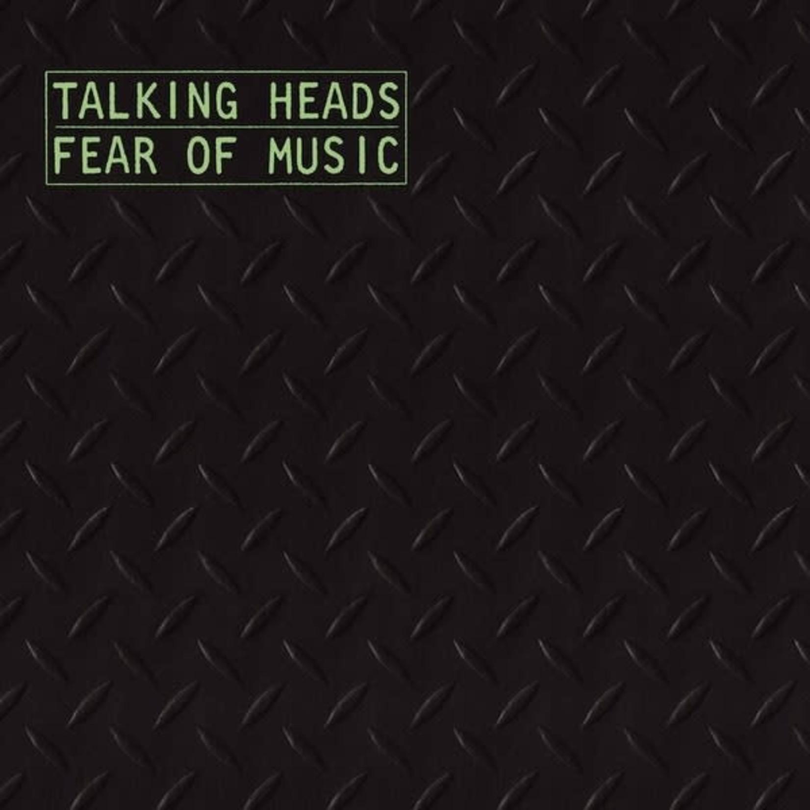 [Vintage] Talking Heads: Fear of Music