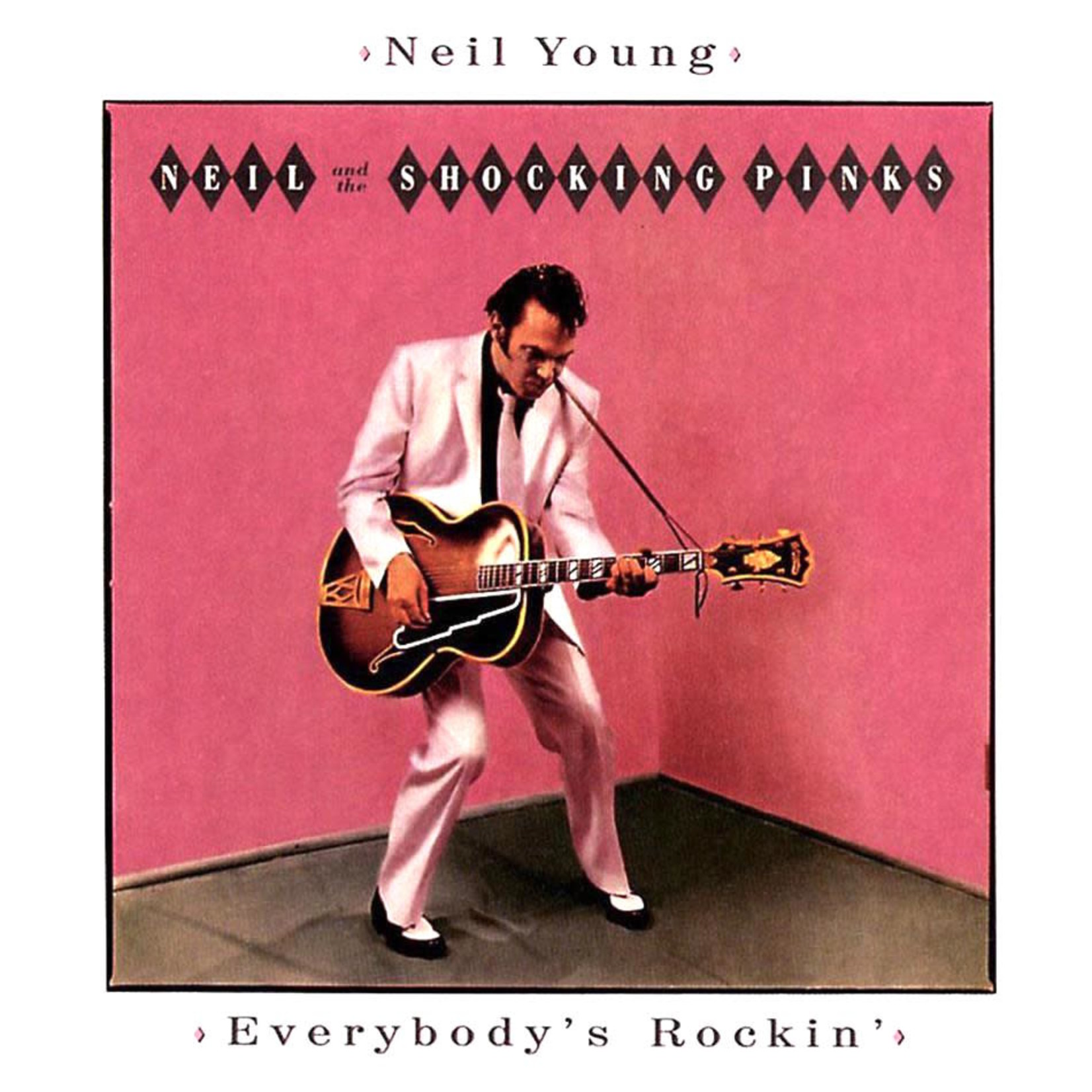 [Vintage] Young, Neil & the Shocking Pinks: Everybody's Rockin