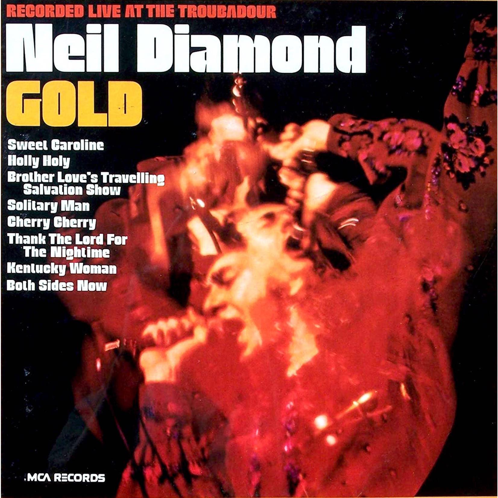 [Vintage] Diamond, Neil: Gold