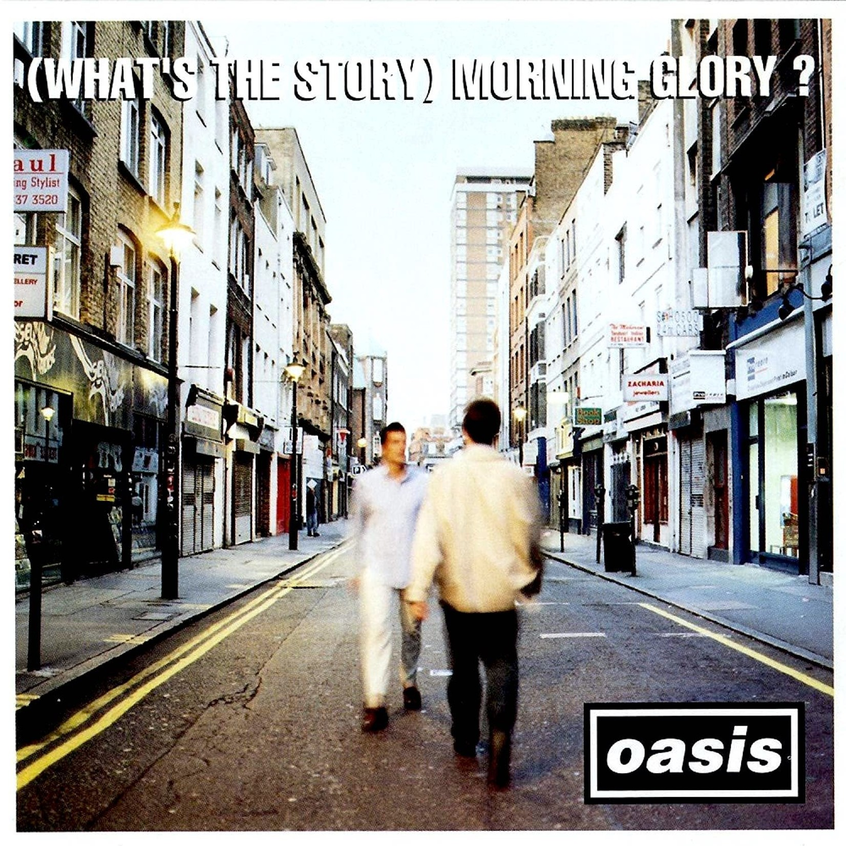 [New] Oasis: What's The Story Morning Glory (2LP)