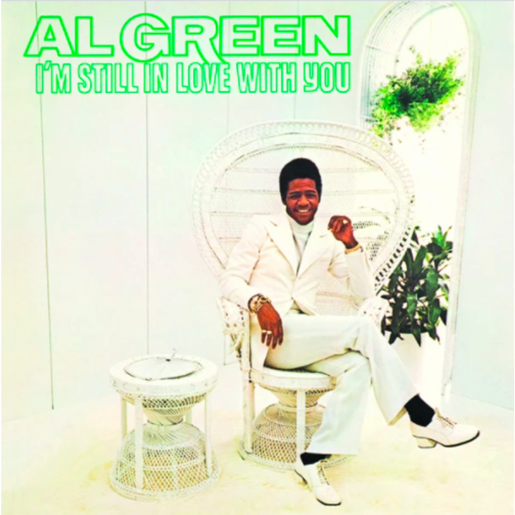 [New] Green, Al: I'm Still In Love With You