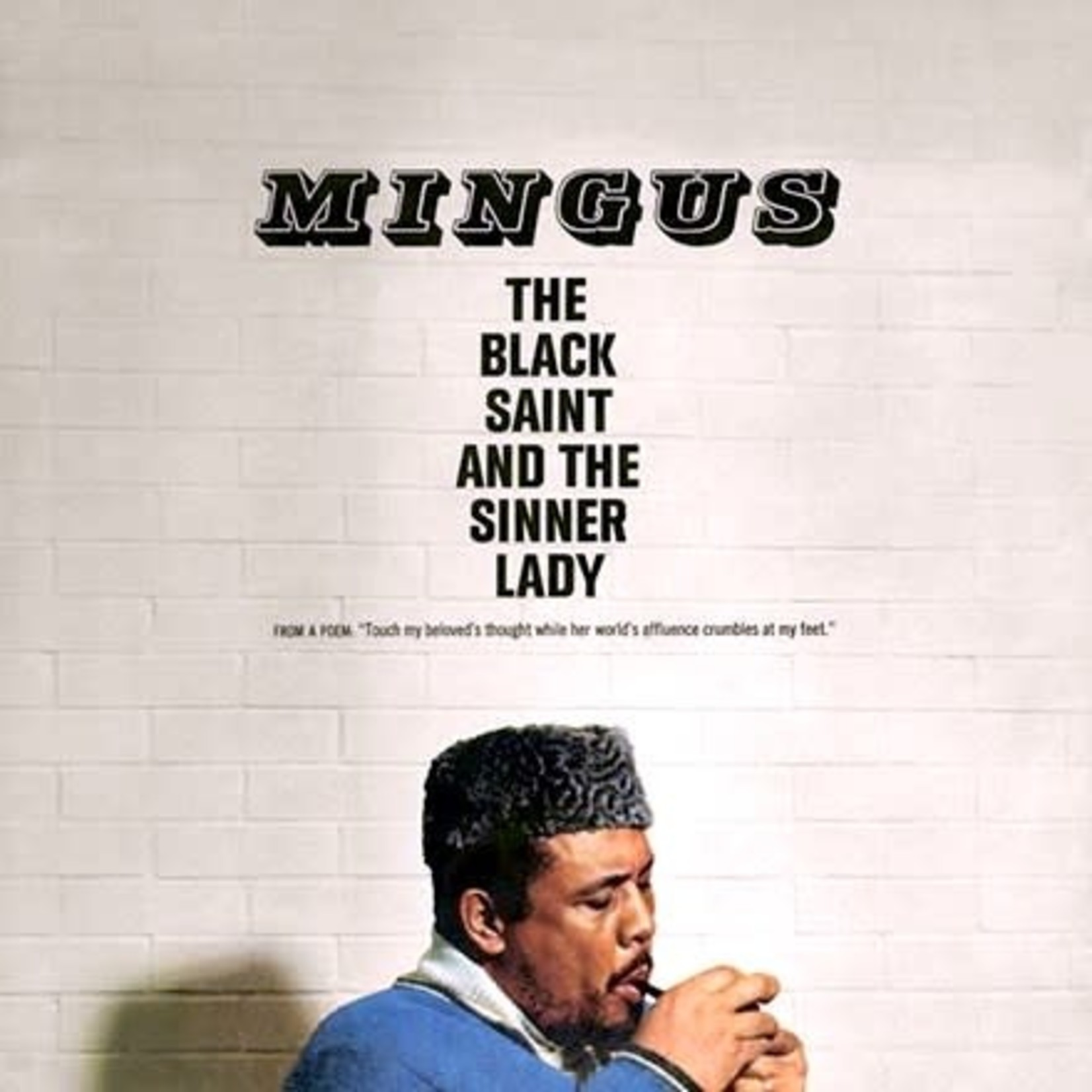 [New] Mingus, Charles: The Black Saint and the Sinner Lady