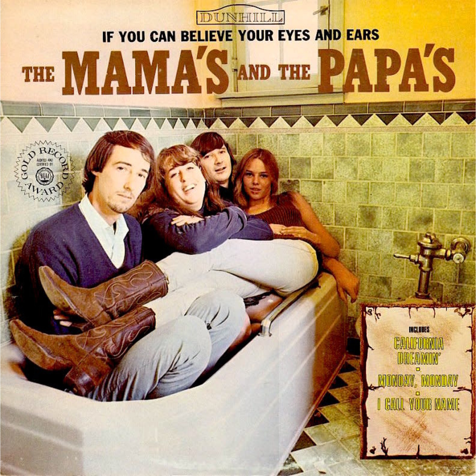 [Vintage] Mamas & Papas: If You Can Believe Your Eyes and Ears