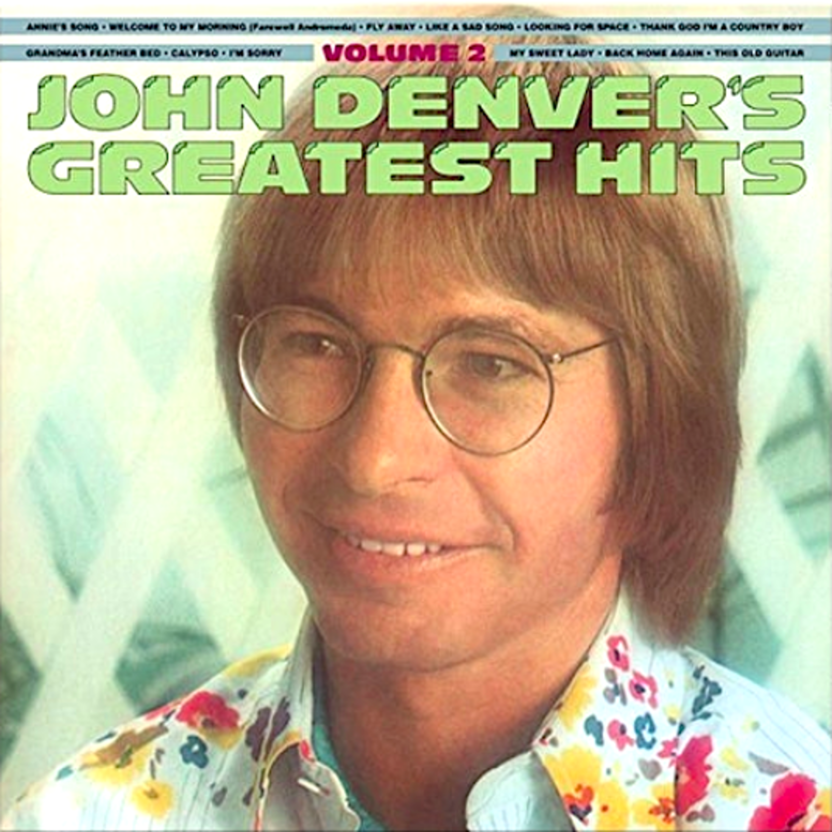 [Vintage] Denver, John: Greatest Hits Vol. 2