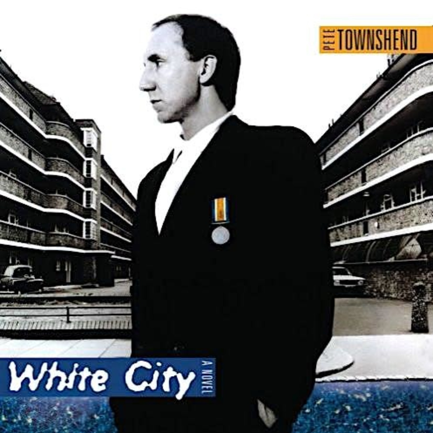 [Vintage] Townshend, Pete (Who): White City