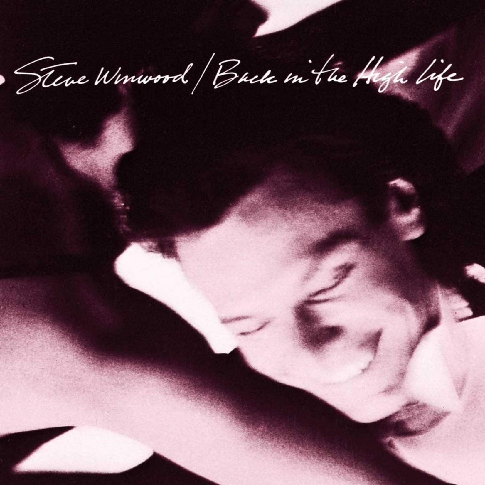 [Vintage] Winwood, Steve: Back in the High Life