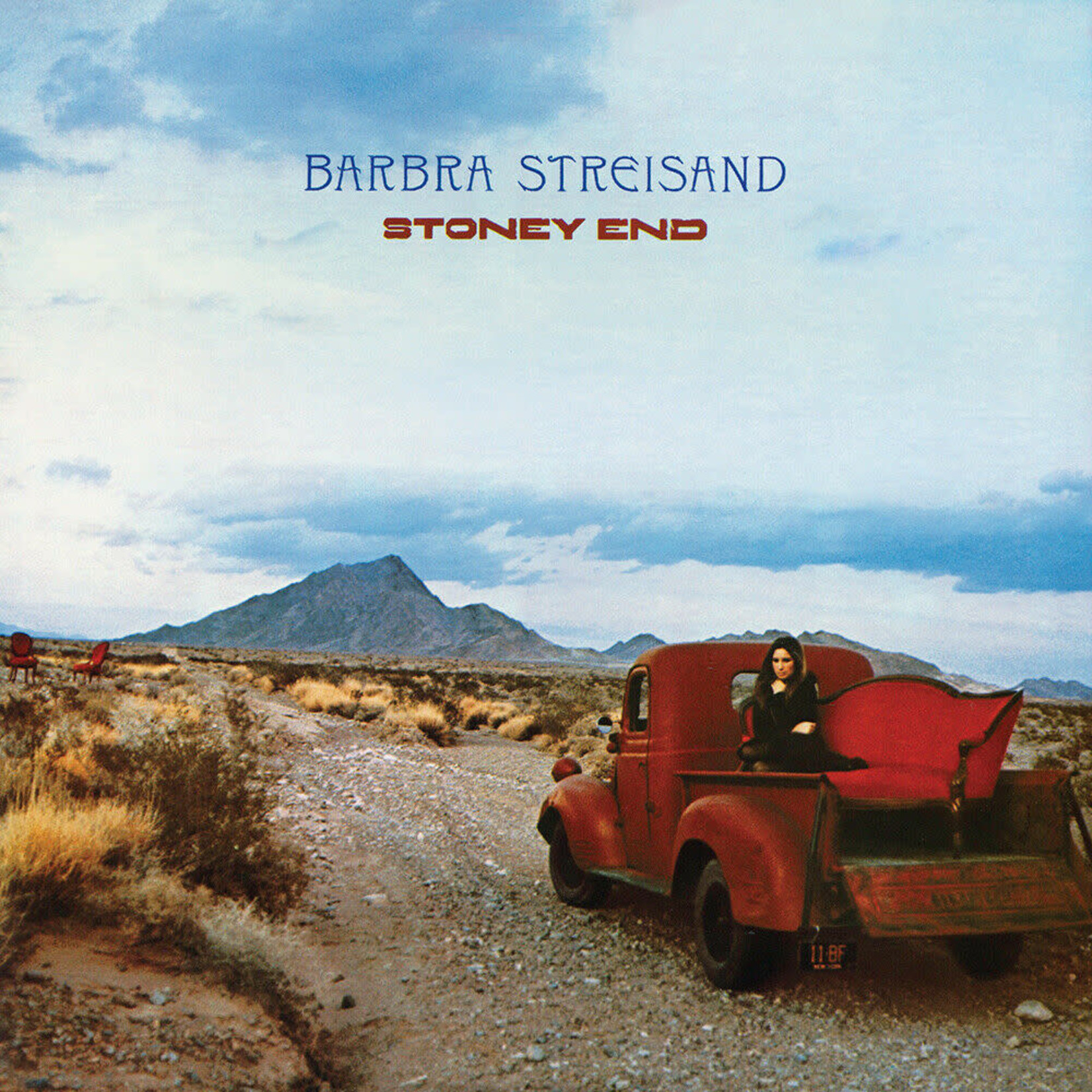 [Vintage] Streisand, Barbra: Stoney End