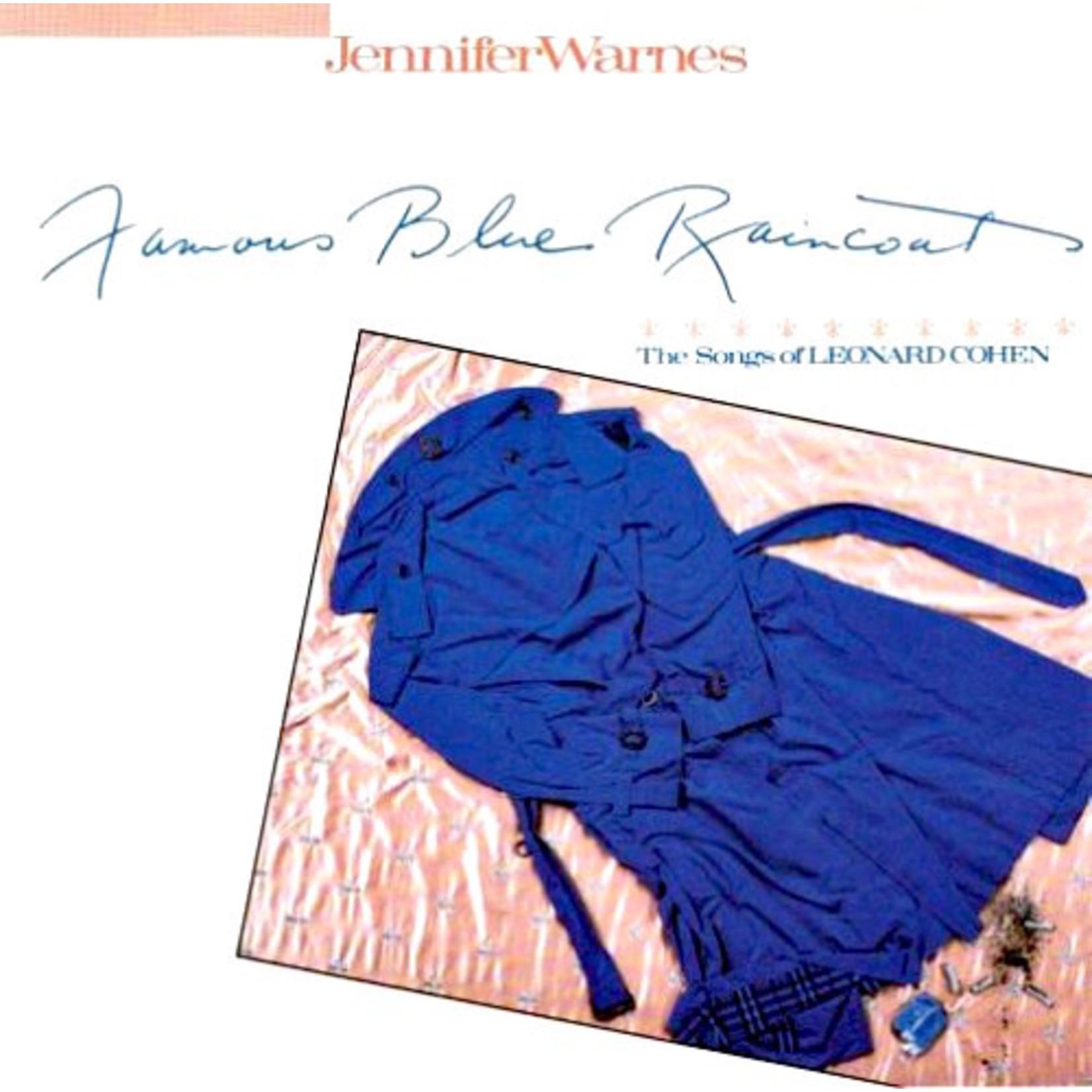 [Vintage] Warnes, Jennifer (Leonard Cohen): Famous Blue Raincoat