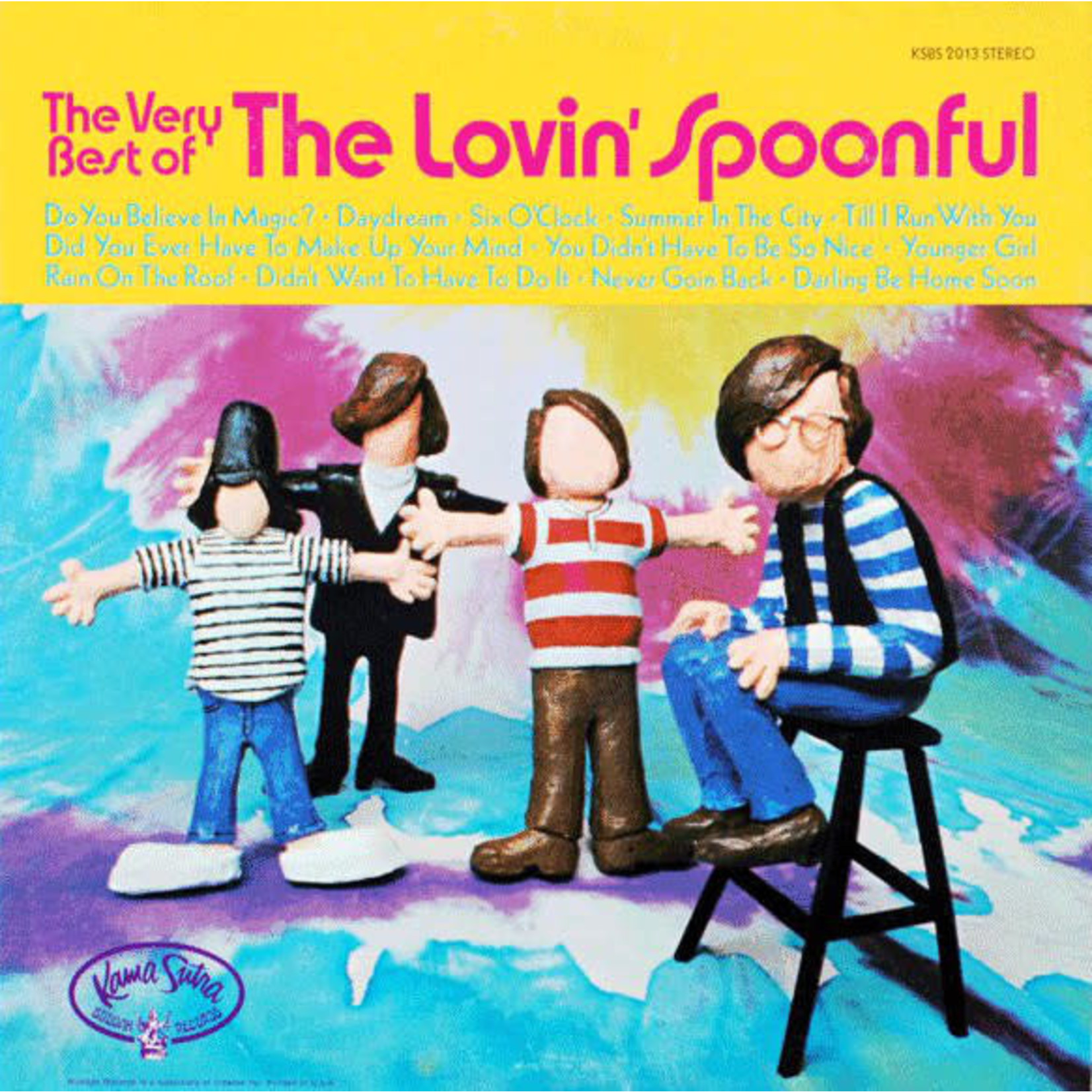[Vintage] Lovin' Spoonful: Very Best of...
