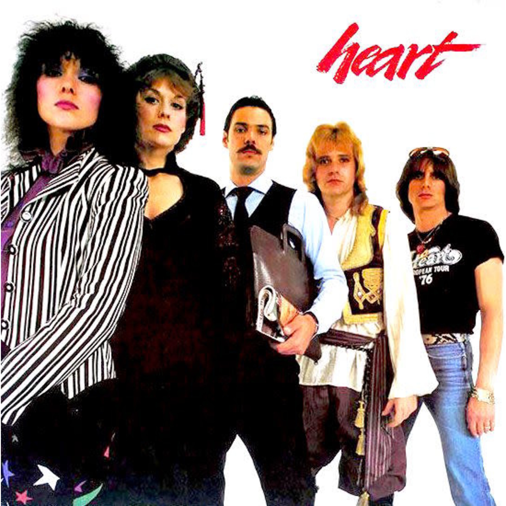 [Vintage] Heart: Greatest Hits Live