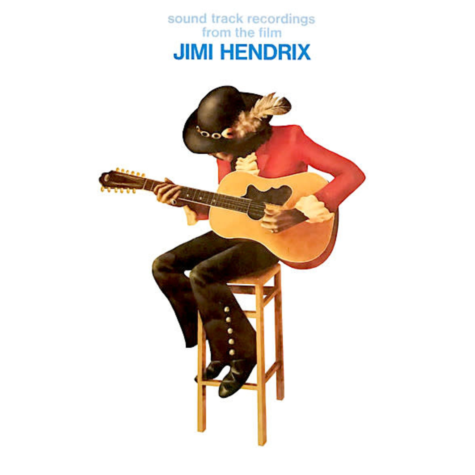 [Vintage] Hendrix, Jimi: Sound Track Recordings From the Film (2LP)