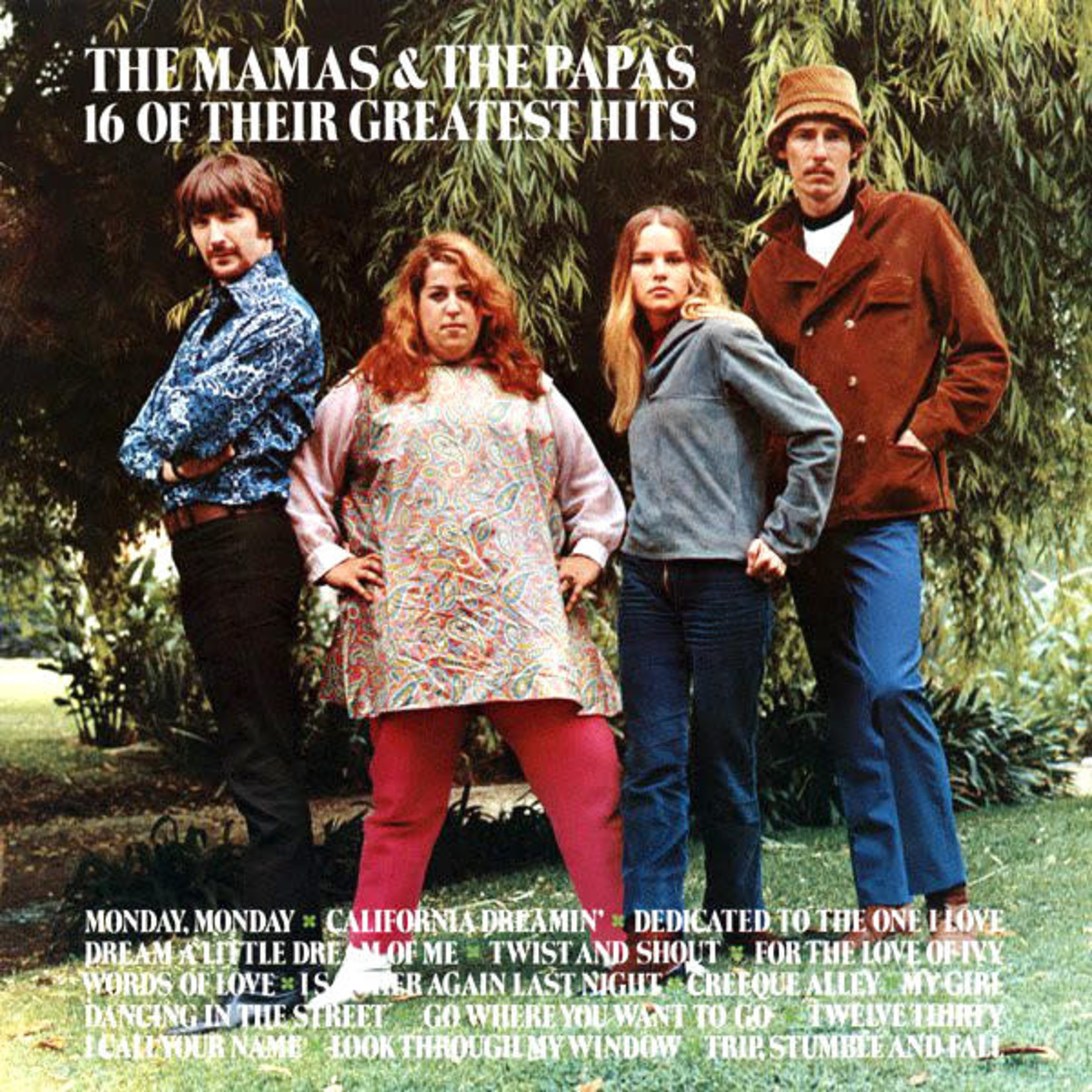 [Vintage] Mamas & Papas: 16 of Their Greatest Hits