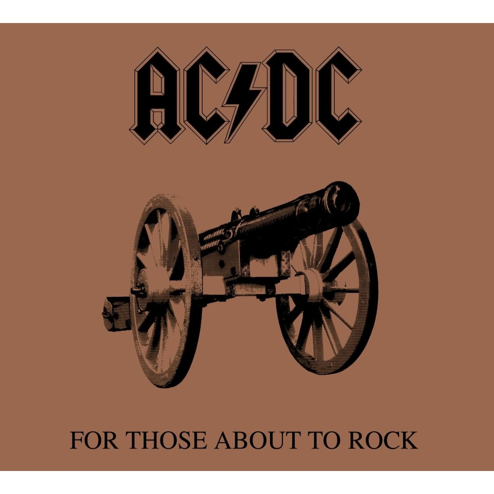[Vintage] AC/DC: For Those About to Rock
