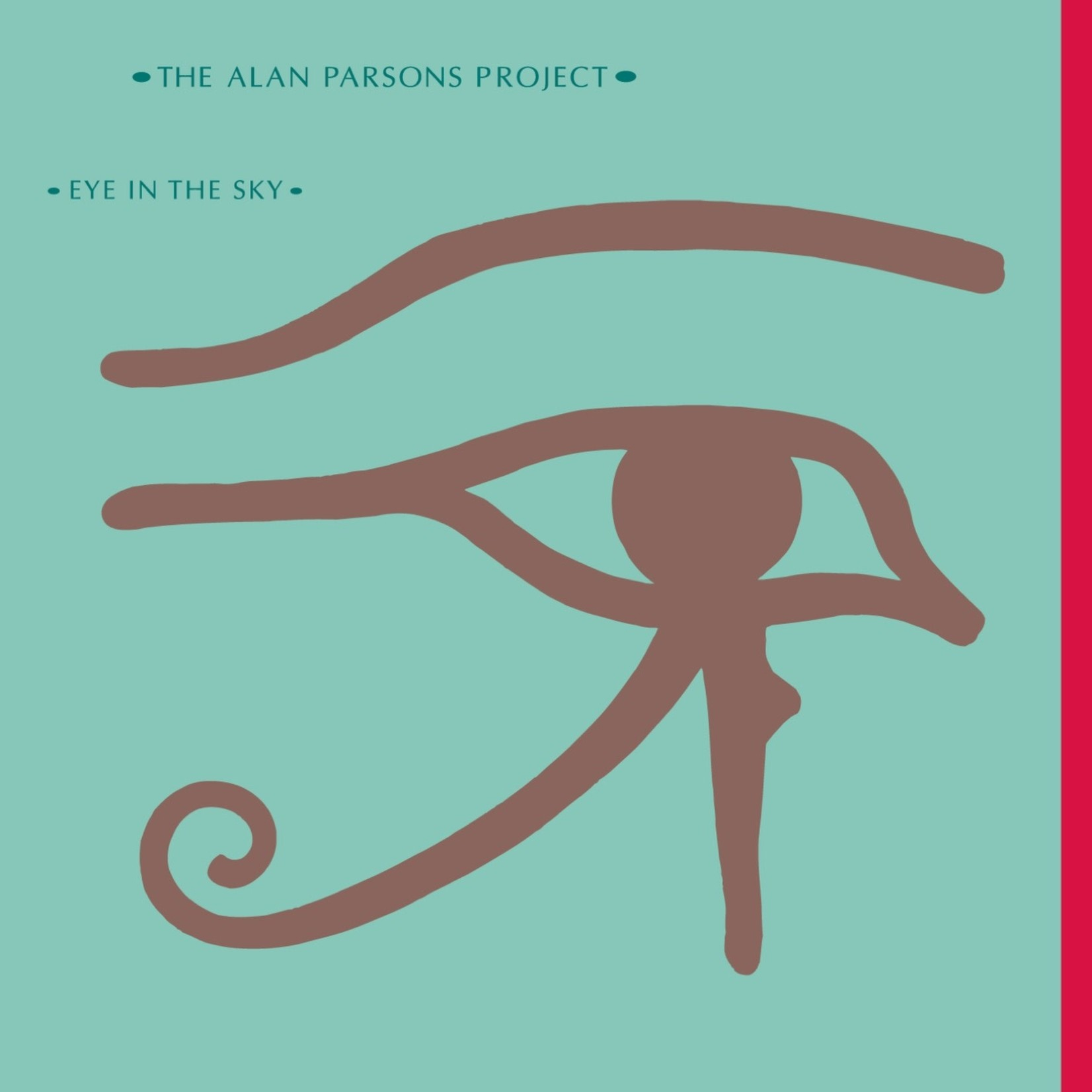 [Vintage] Parsons, Alan/Project: Eye in the Sky
