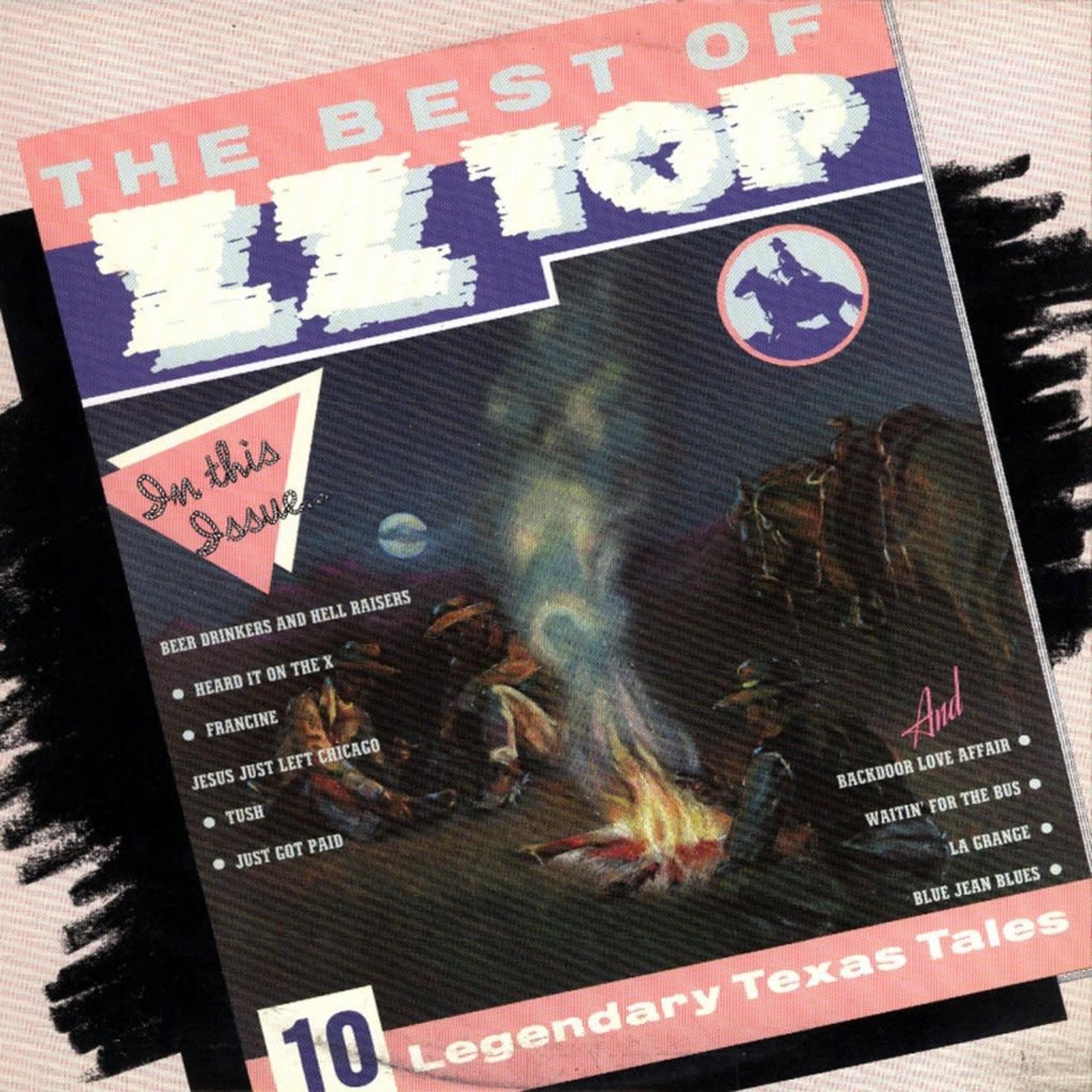 [Vintage] ZZ Top: Best of...