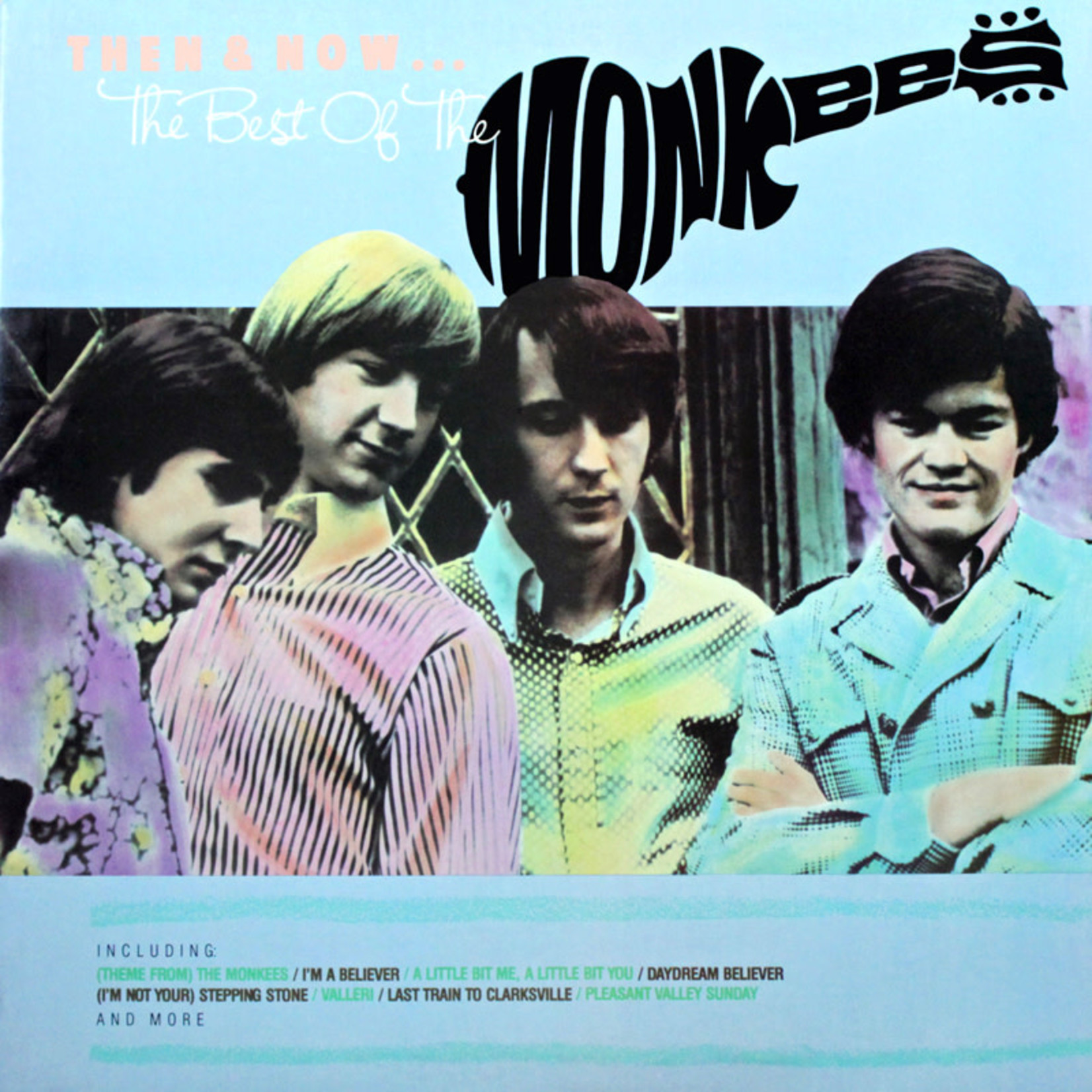[Vintage] Monkees: Then & Now...The Best of...