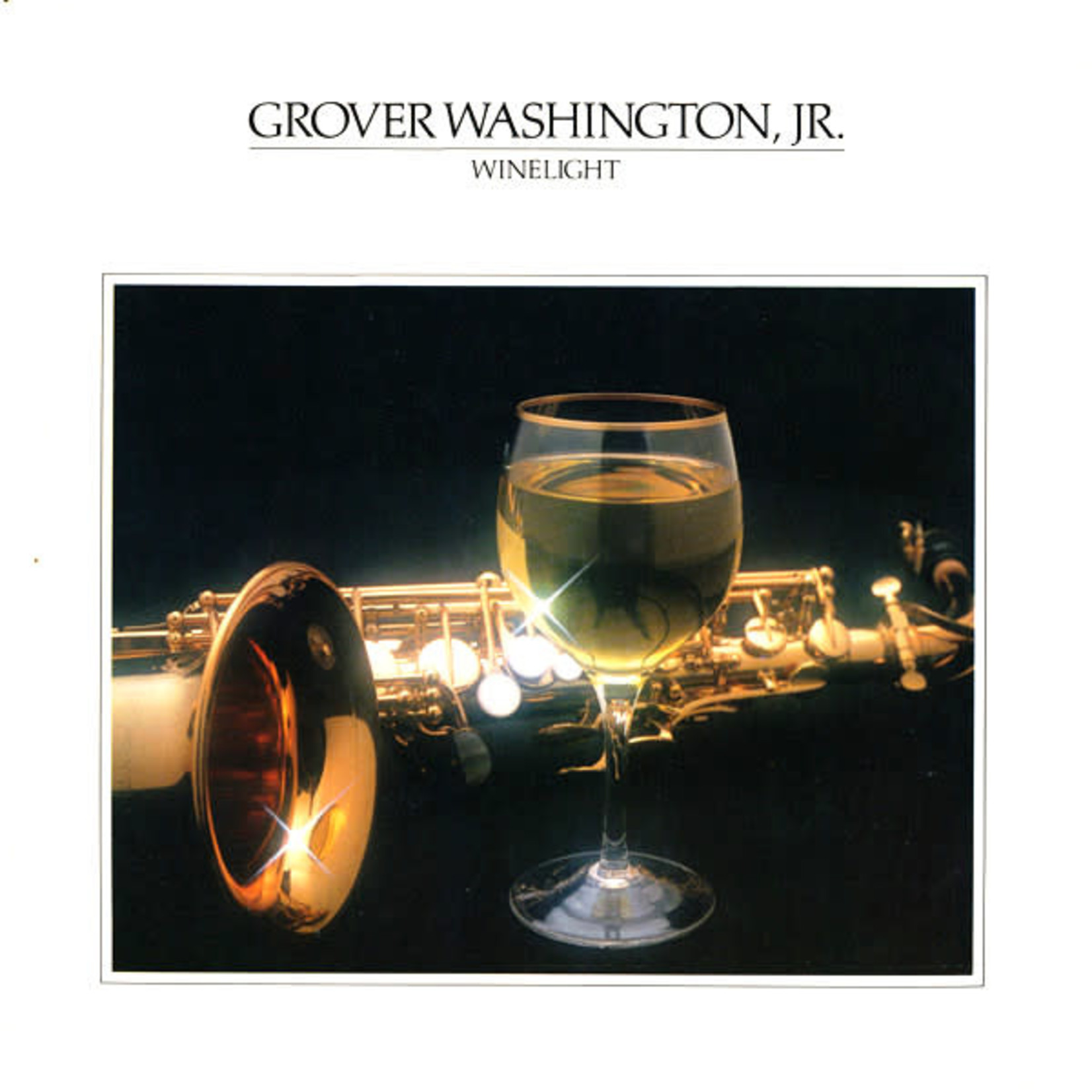 [Vintage] Washington, Grover, Jr.: Winelight ('Just the Two of Us')