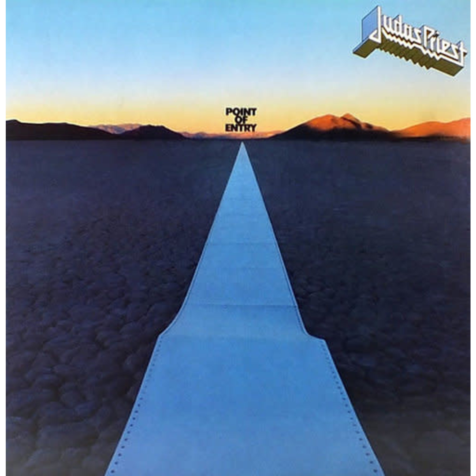 [Vintage] Judas Priest: Point of Entry