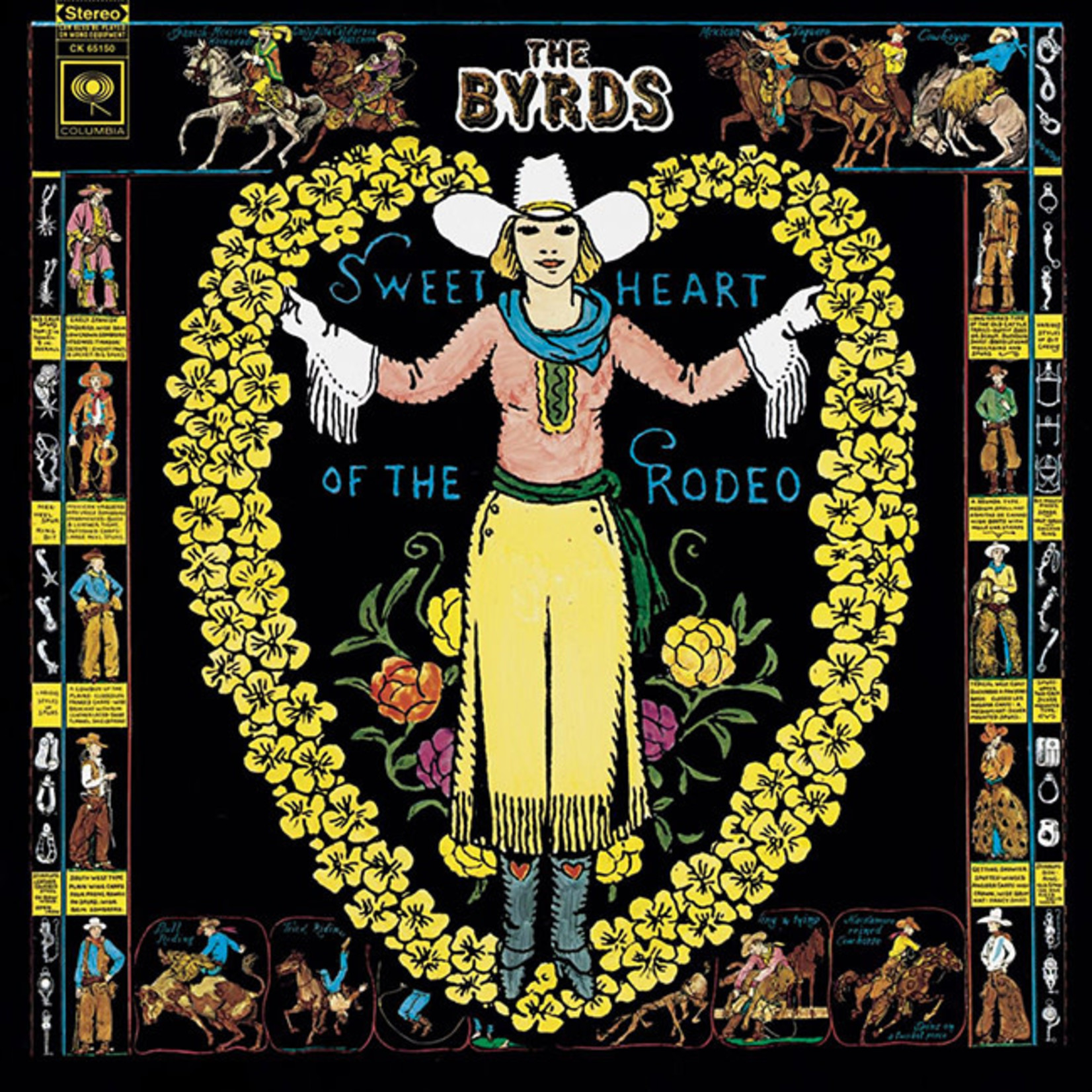 [New] Byrds: Sweetheart Of The Rodeo