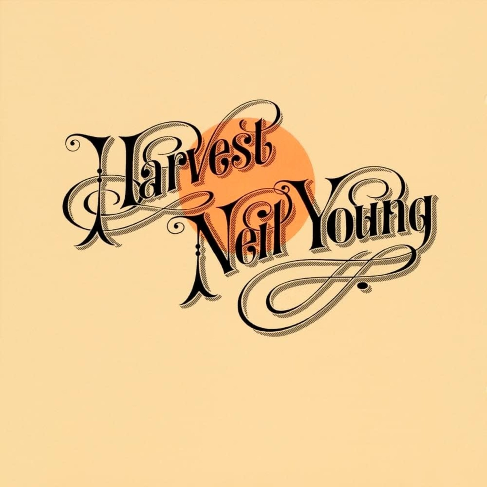 [New] Young, Neil: Harvest (Neil Young Archives Series)