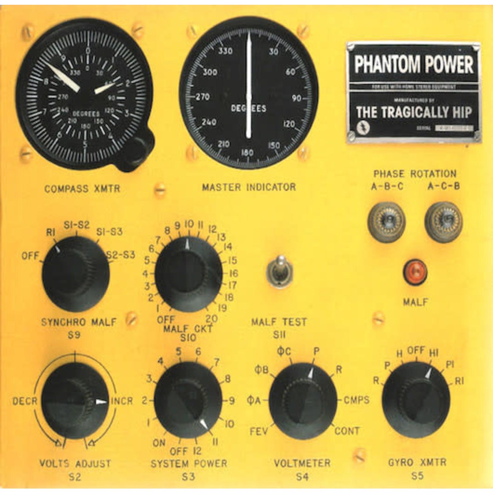 [New] Tragically Hip: Phantom Power (2LP)