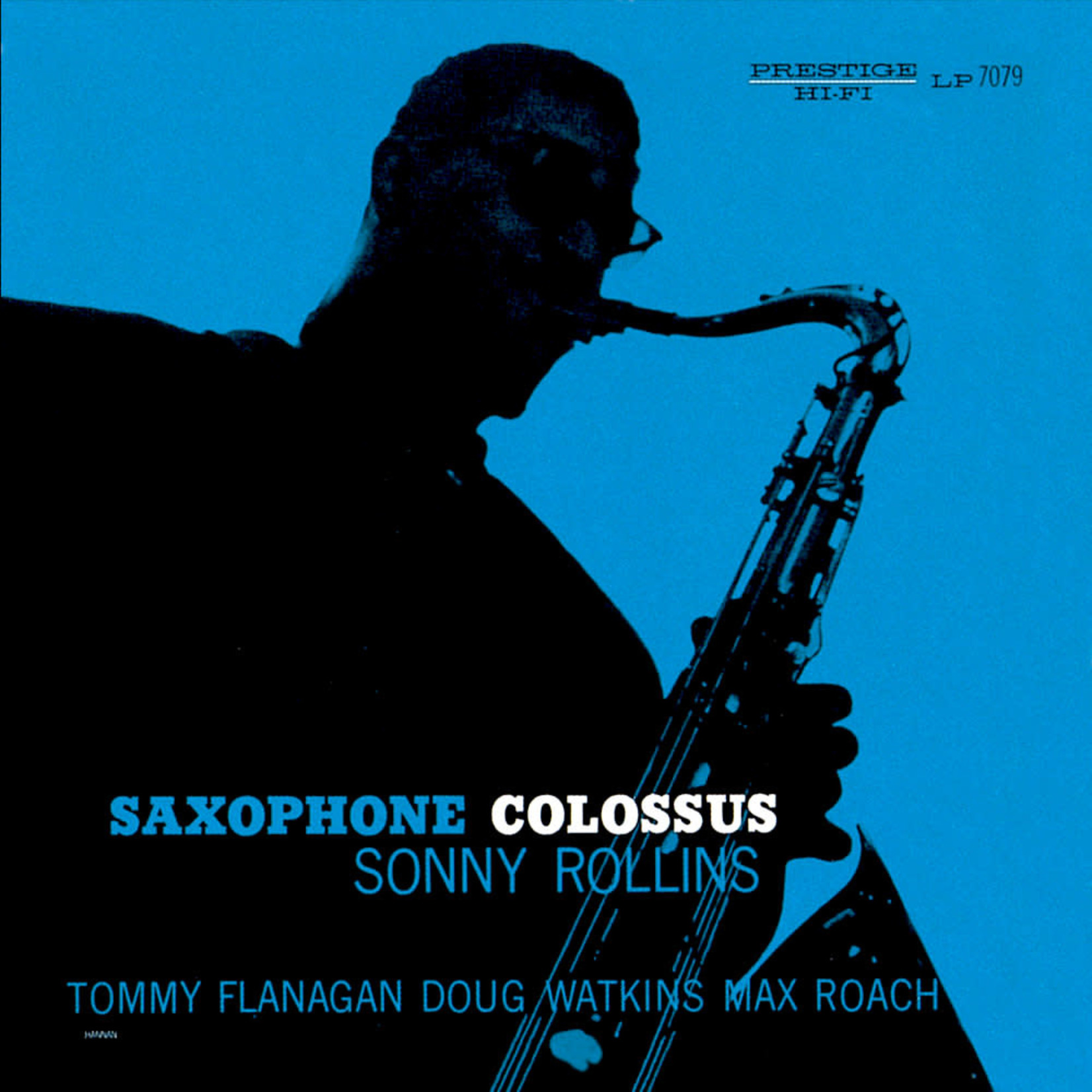 [New] Rollins, Sonny: Saxophone Colossus