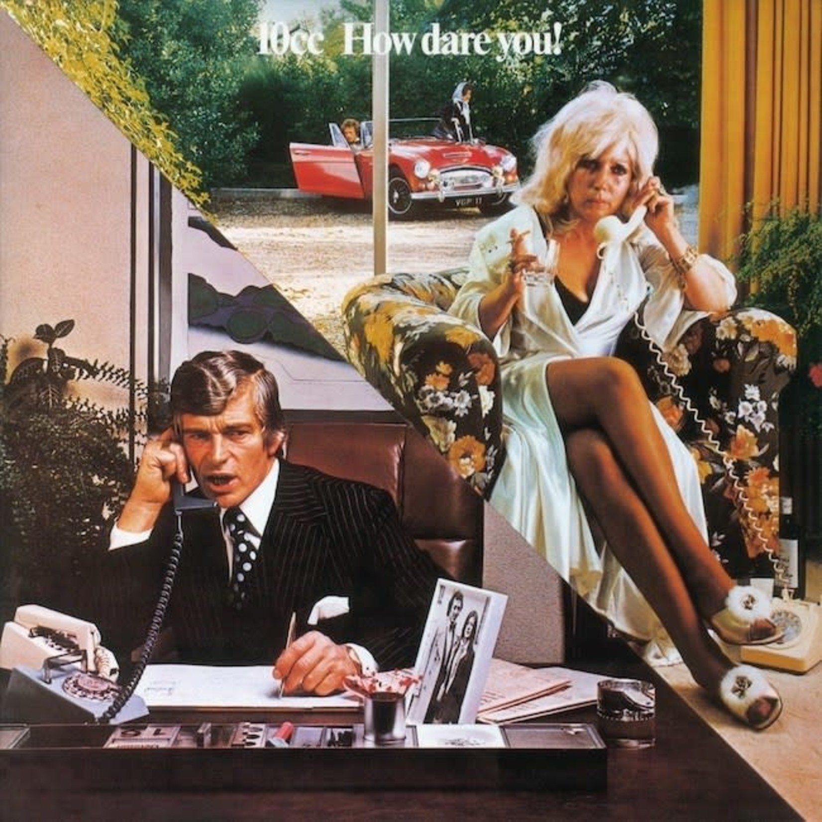 [Vintage] 10cc: How Dare You