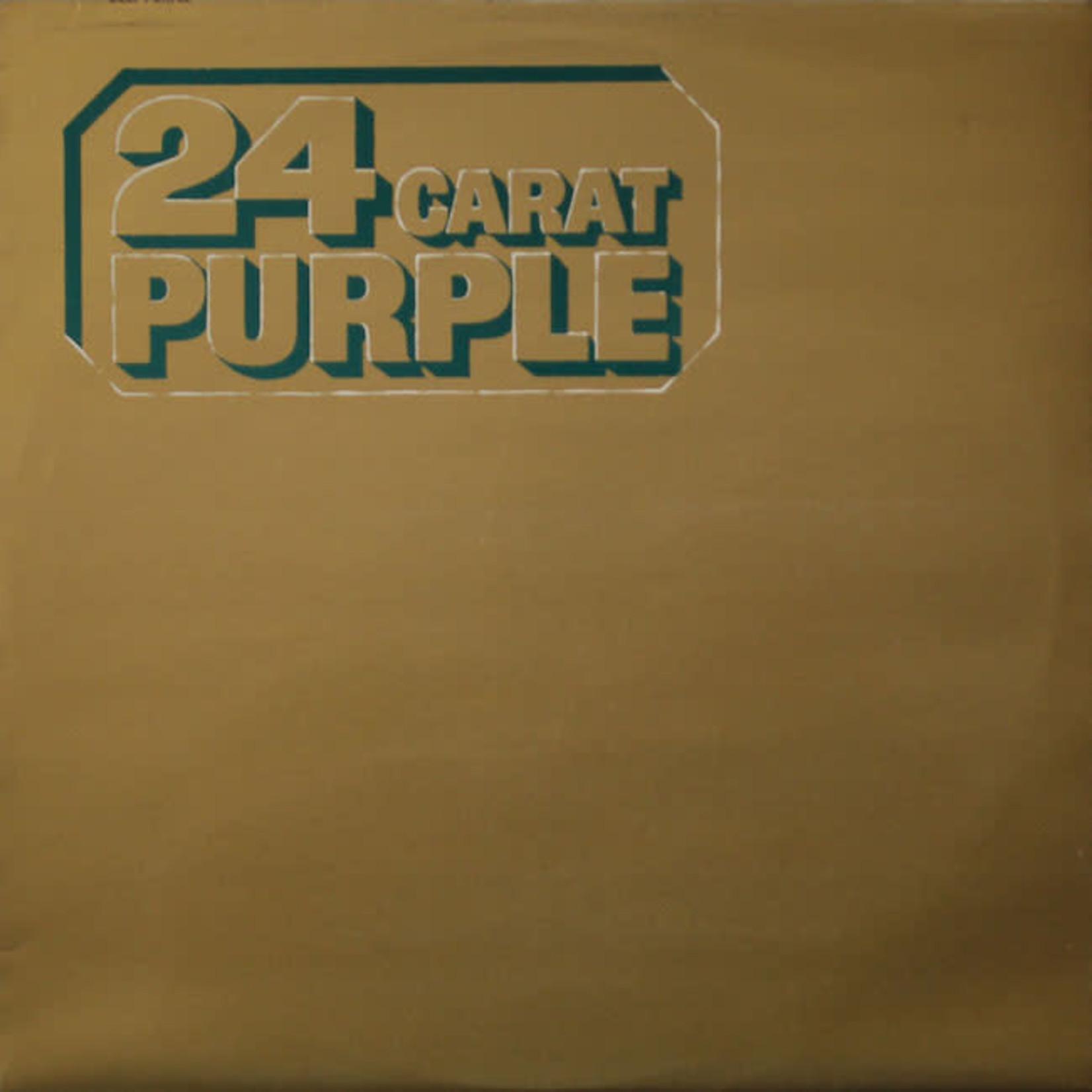 [Vintage] Deep Purple: 24 Carat Purple